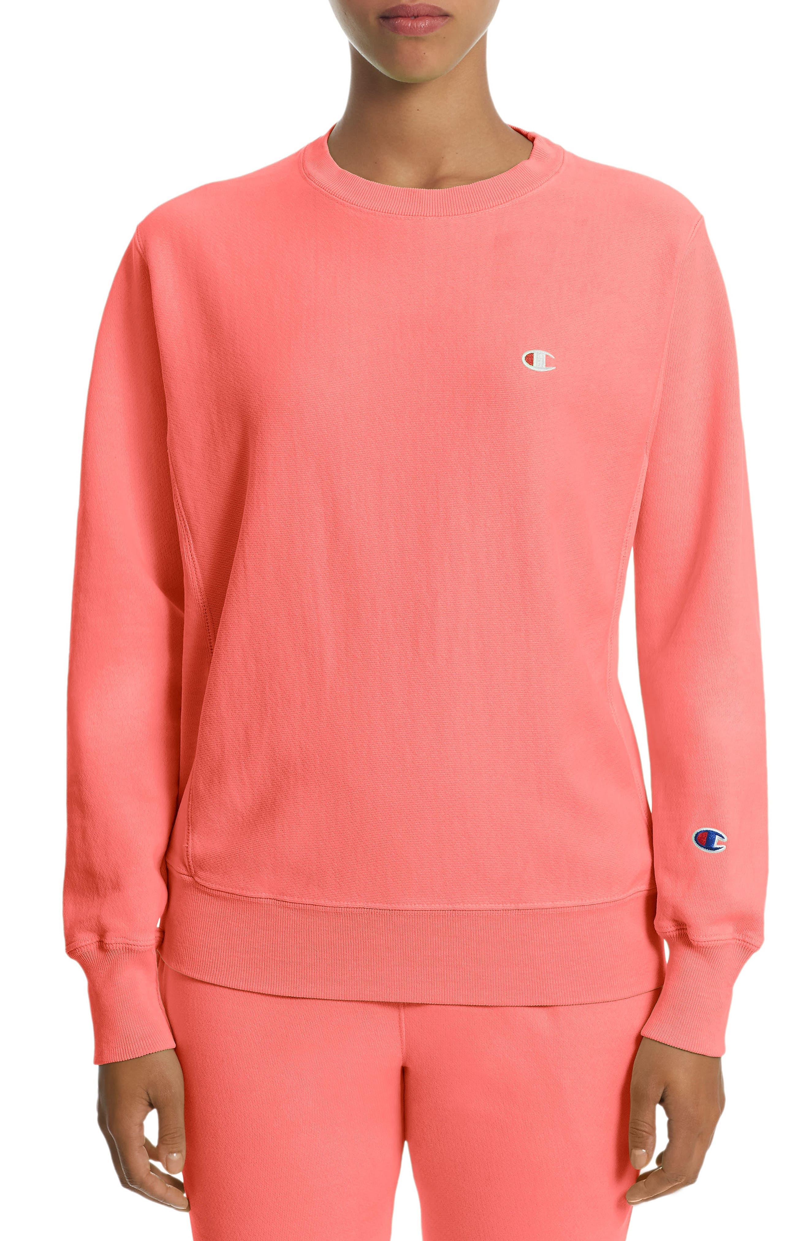 Champion Pigment Dyed Reverse Weave® Crewneck Sweatshirt