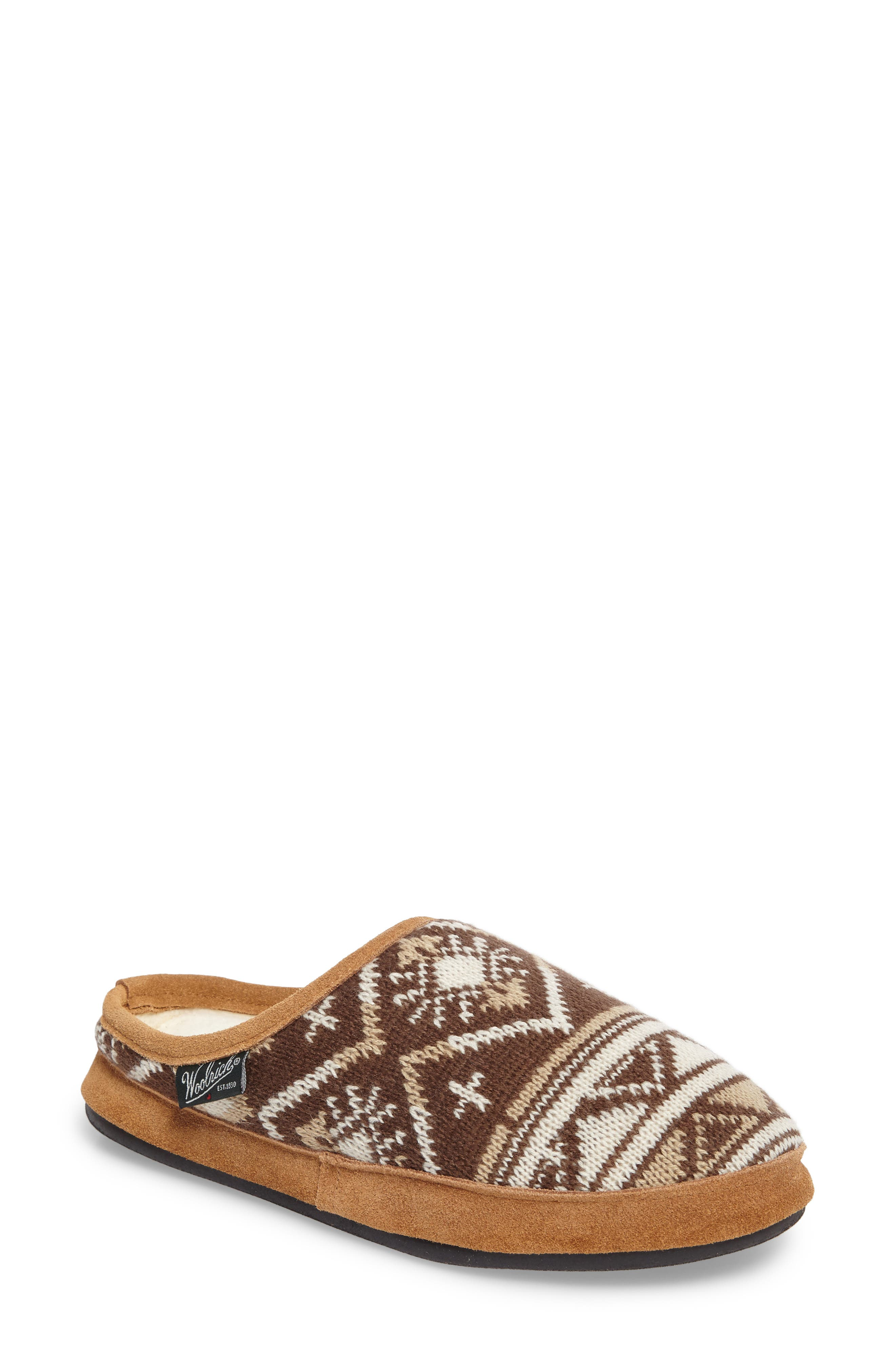 Woolrich Whitecap Knit Slipper (Women)
