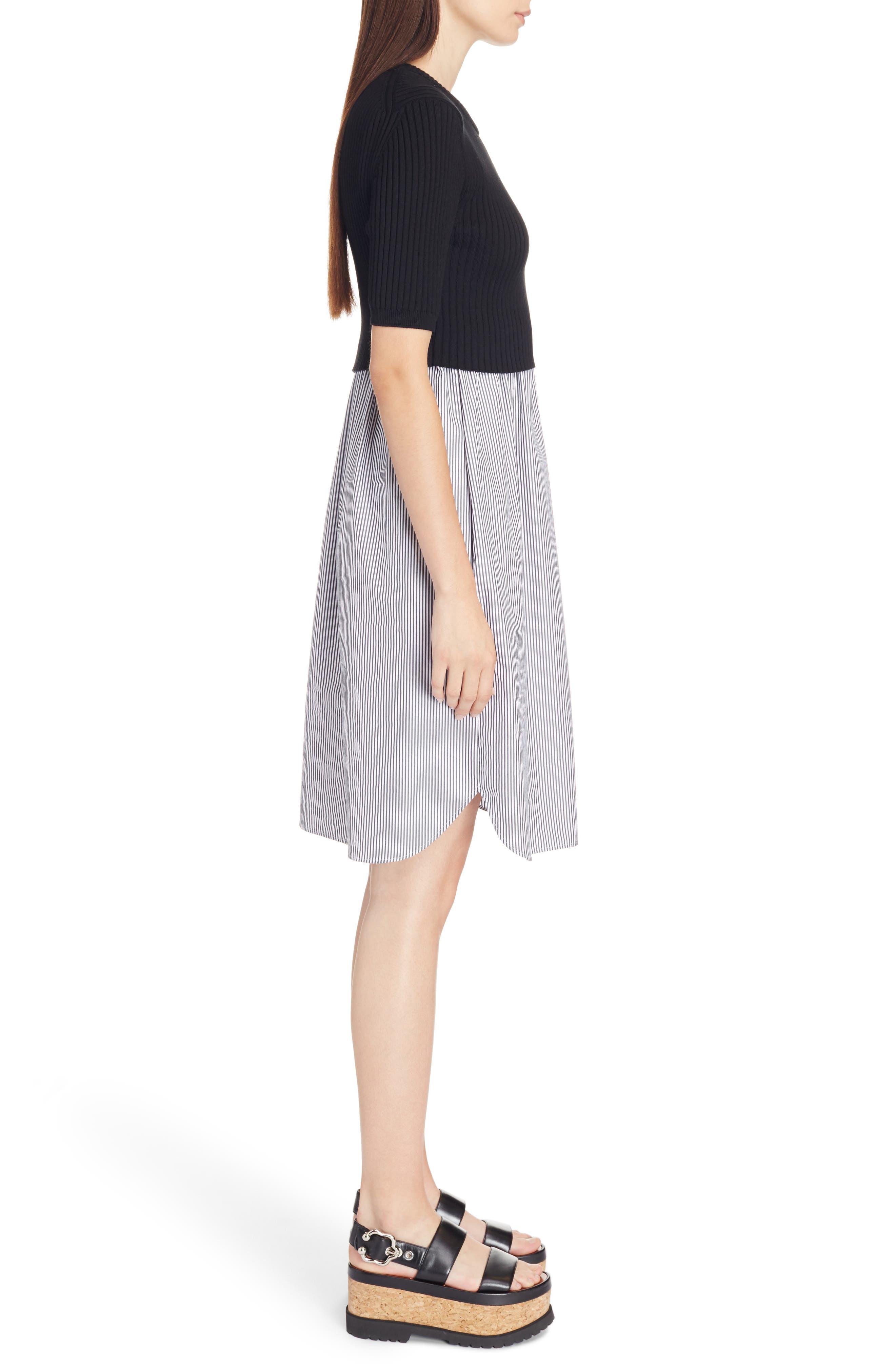 Alternate Image 3  - KENZO Knit Pullover Shirtdress