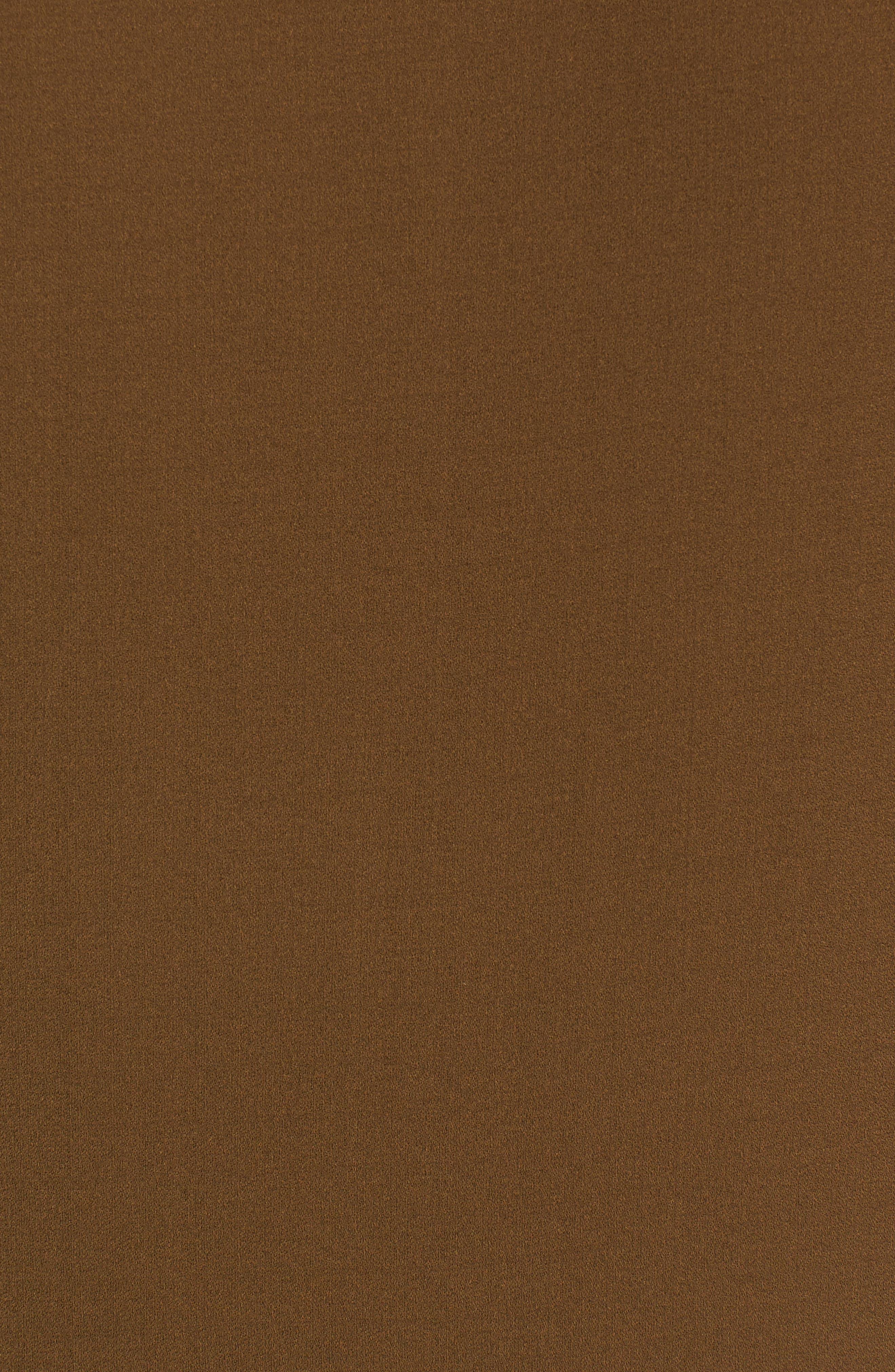 Alternate Image 5  - Eileen Fisher Silk Shift Dress (Regular & Petite)