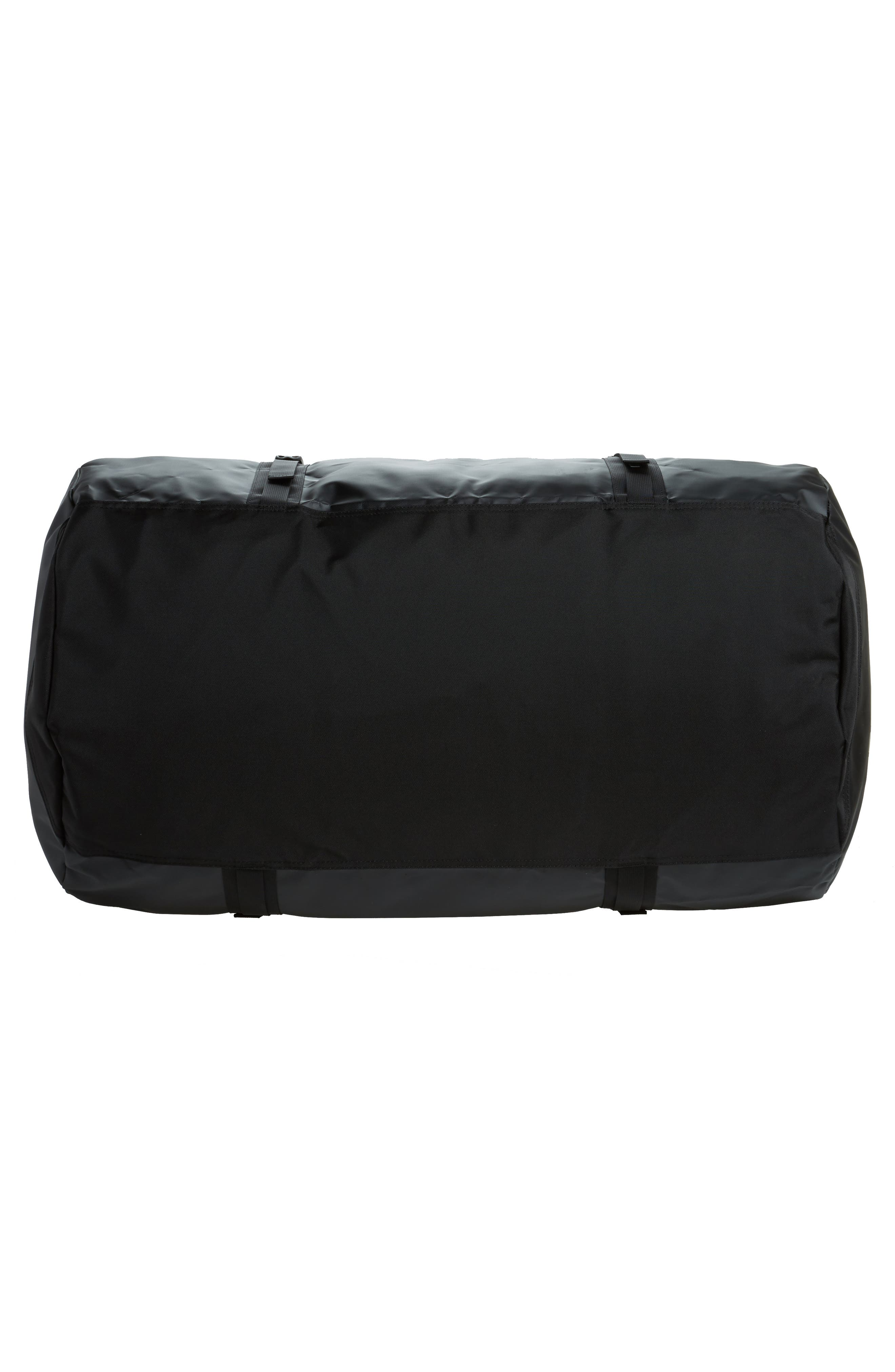 Base Camp XL Duffel Bag,                             Alternate thumbnail 6, color,                             Black