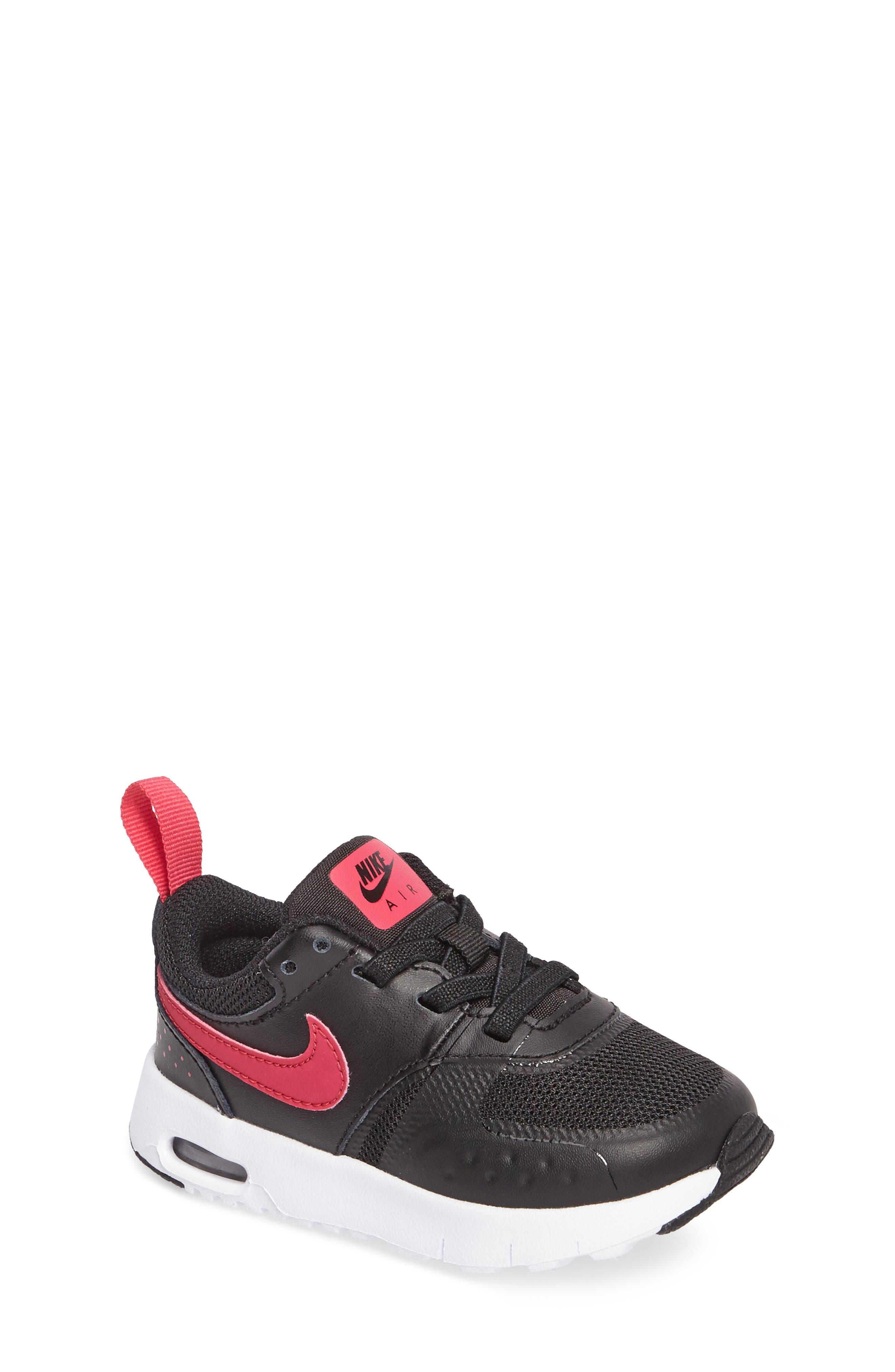 Nike Air Max Vision TDE Sneaker (Baby, Walker & Toddler)