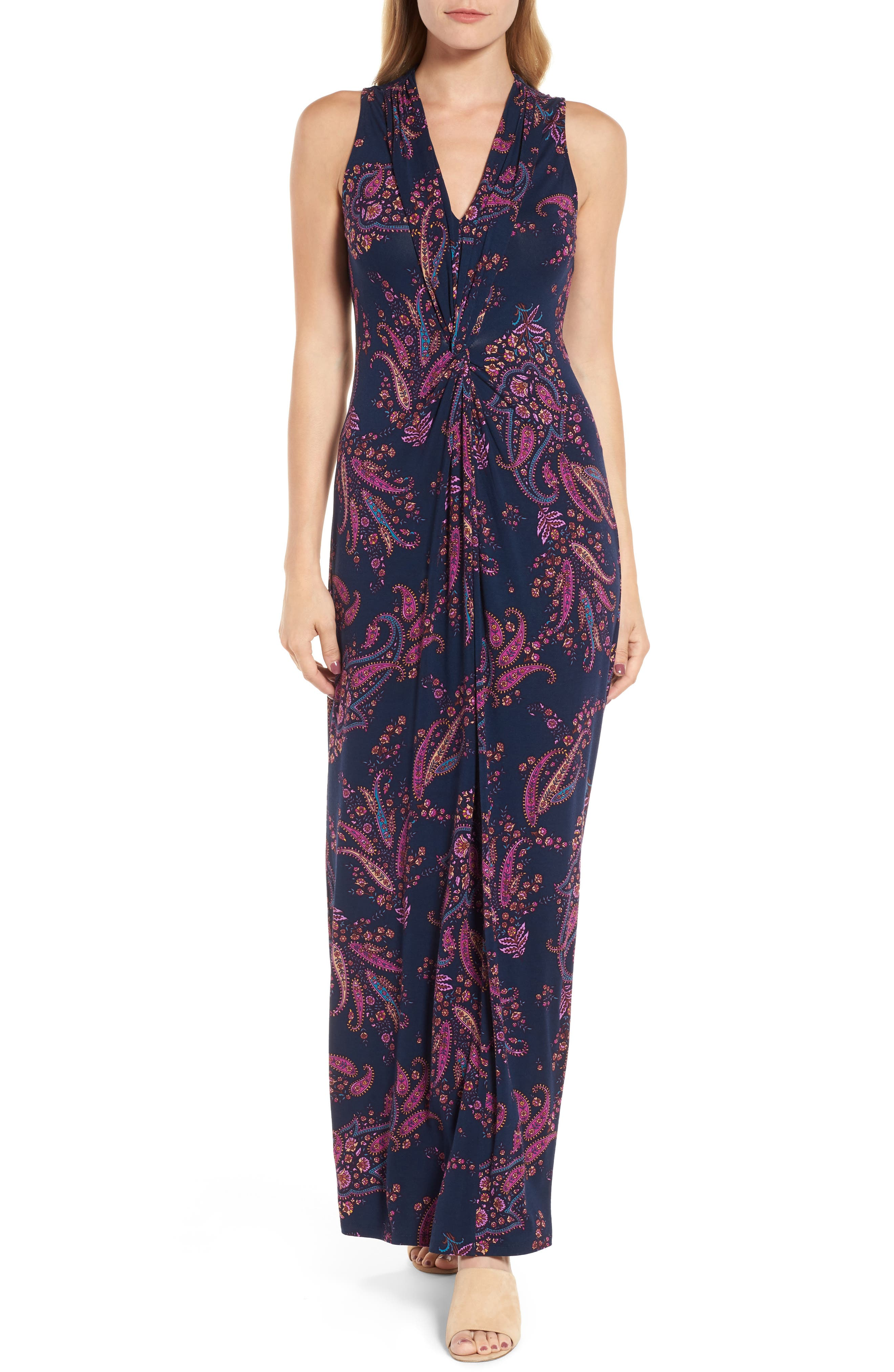 Tommy Bahama Paisley Daze Maxi Dress