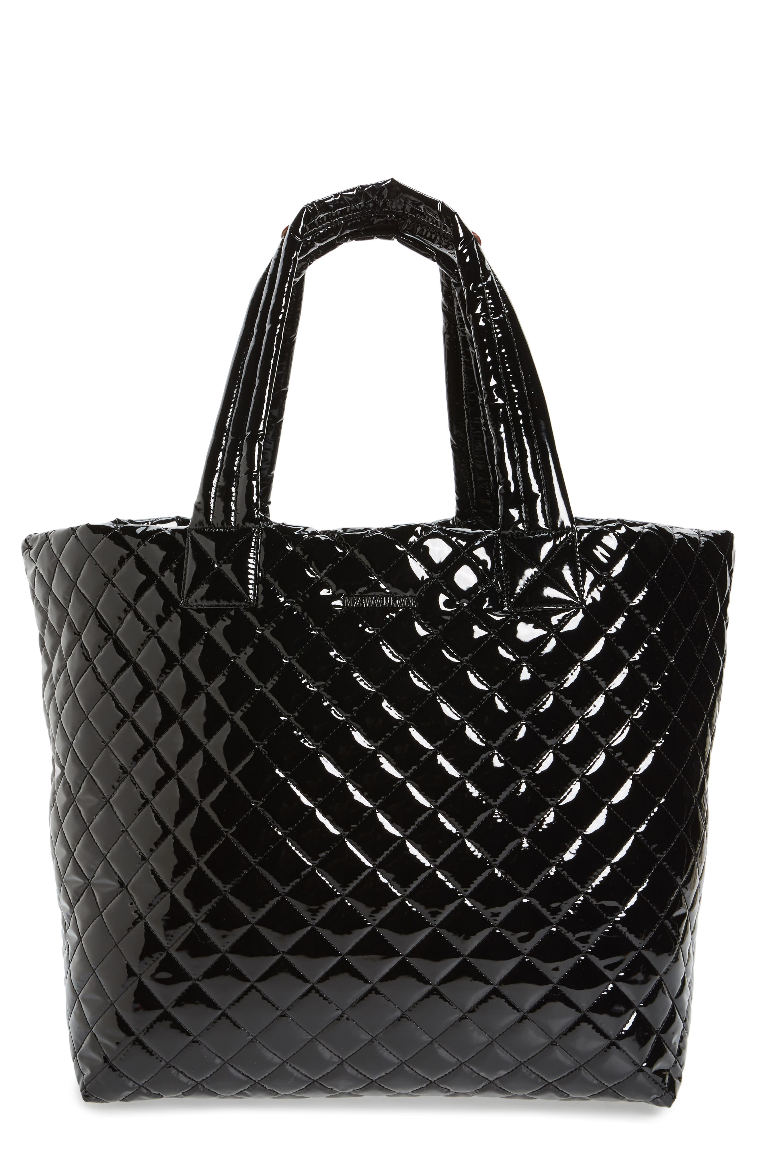 Alternate Image 1 Selected - MZ Wallace 'Large Metro' Quilted Oxford Nylon Tote