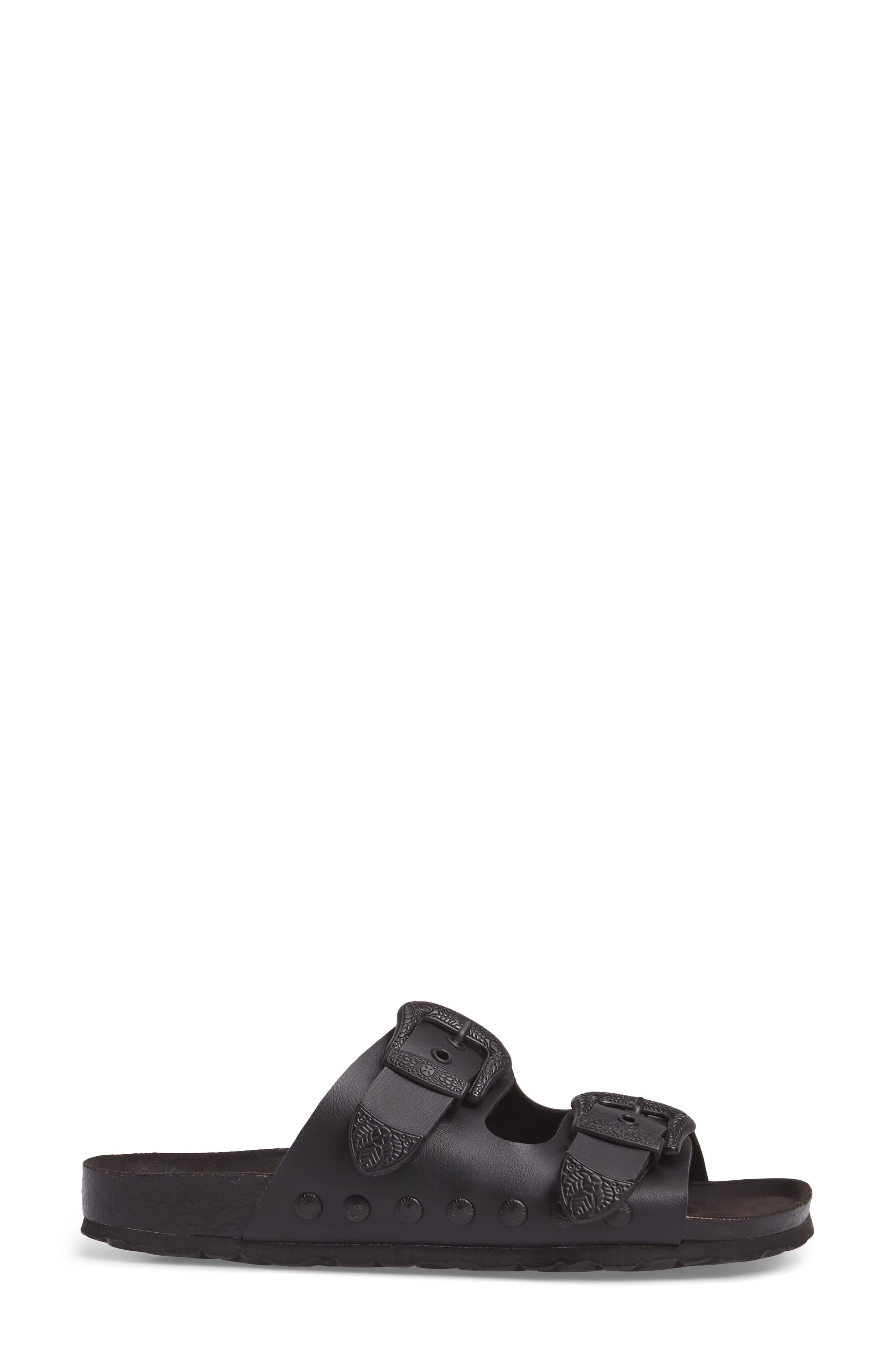 Alternate Image 3  - Topshop Studded Slide Sandal (Women)