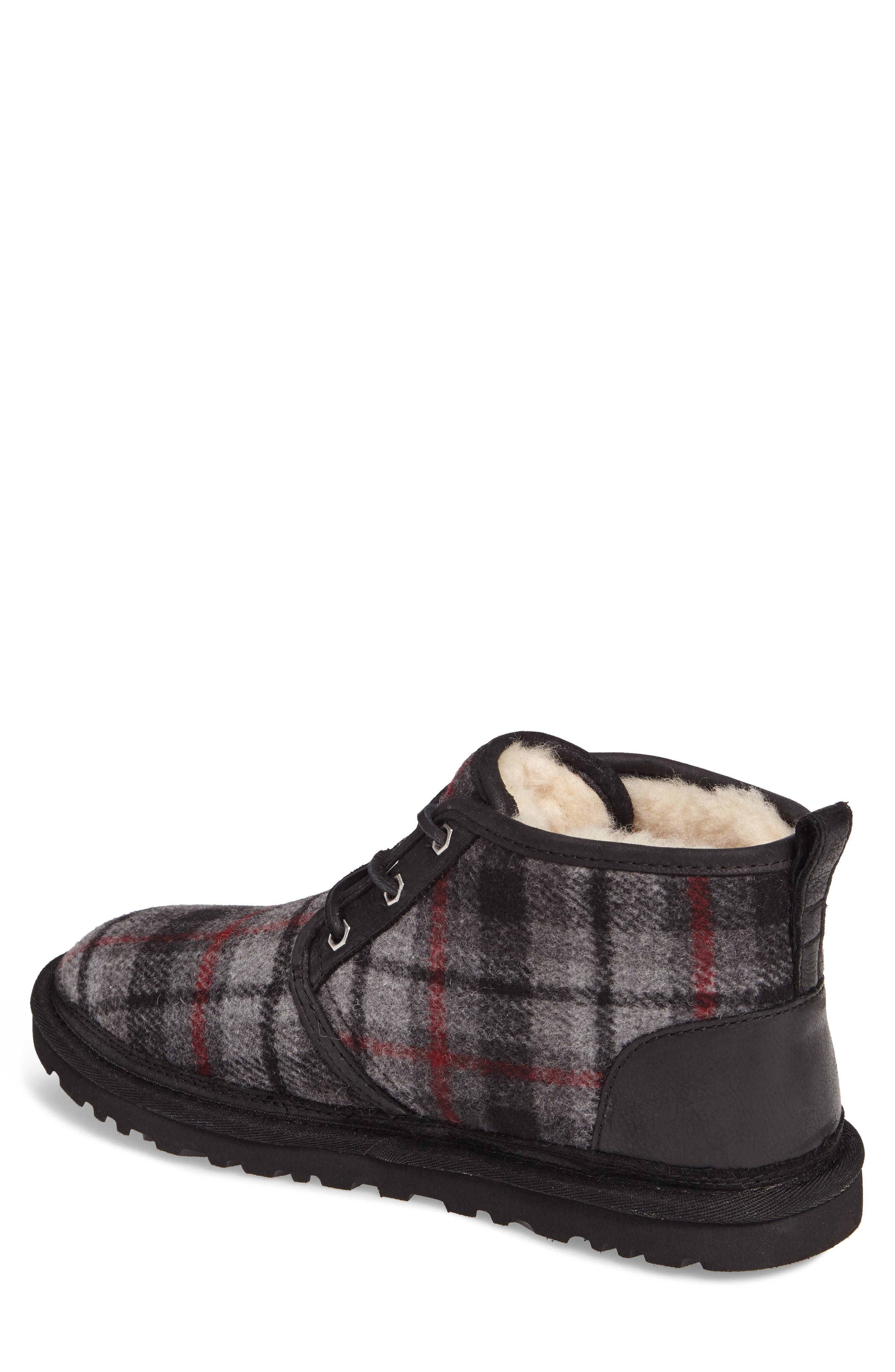 Neumel Chukka Boot,                             Alternate thumbnail 2, color,                             Tartan Plaid