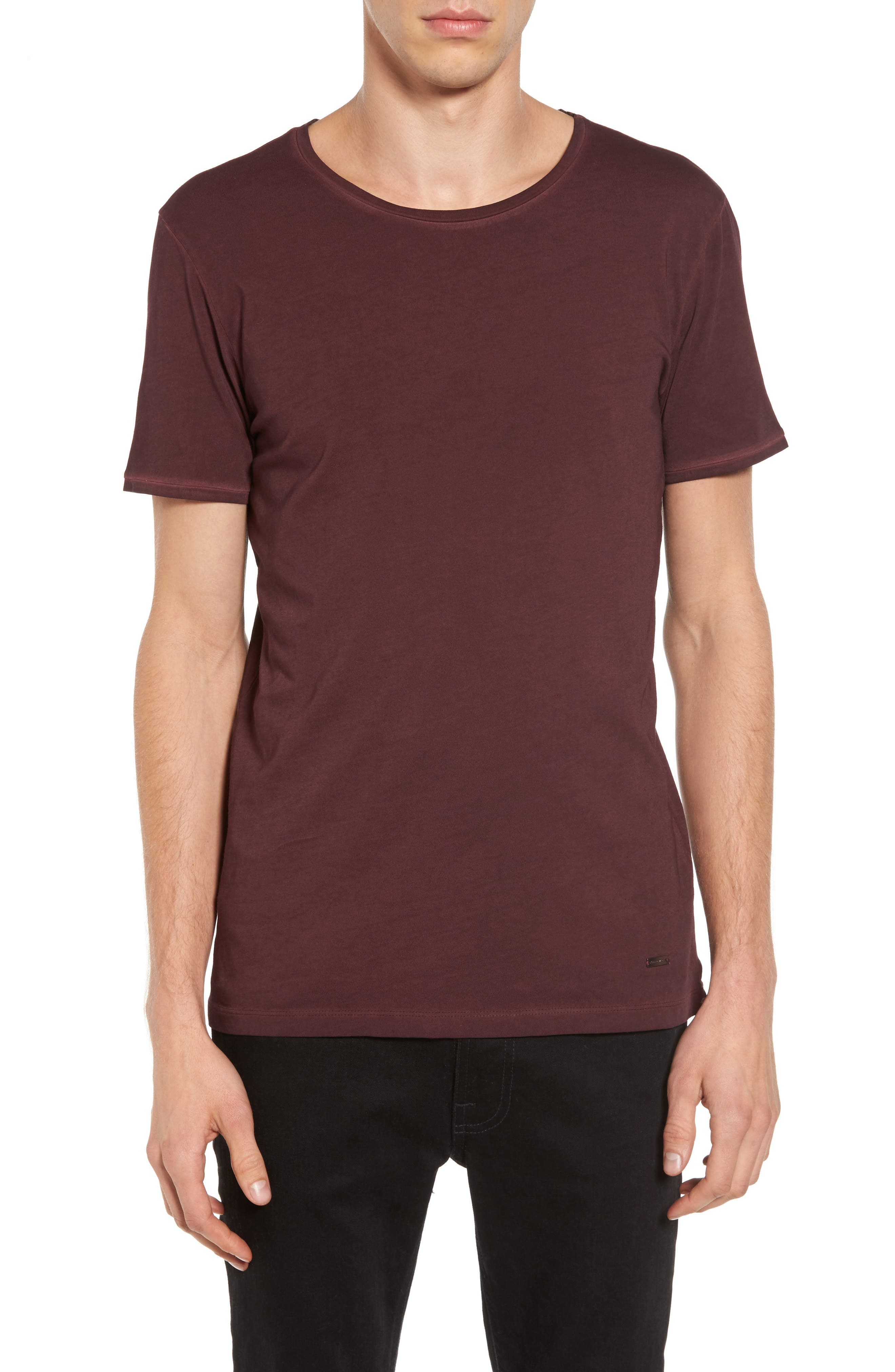 Touring T-Shirt,                         Main,                         color, Red