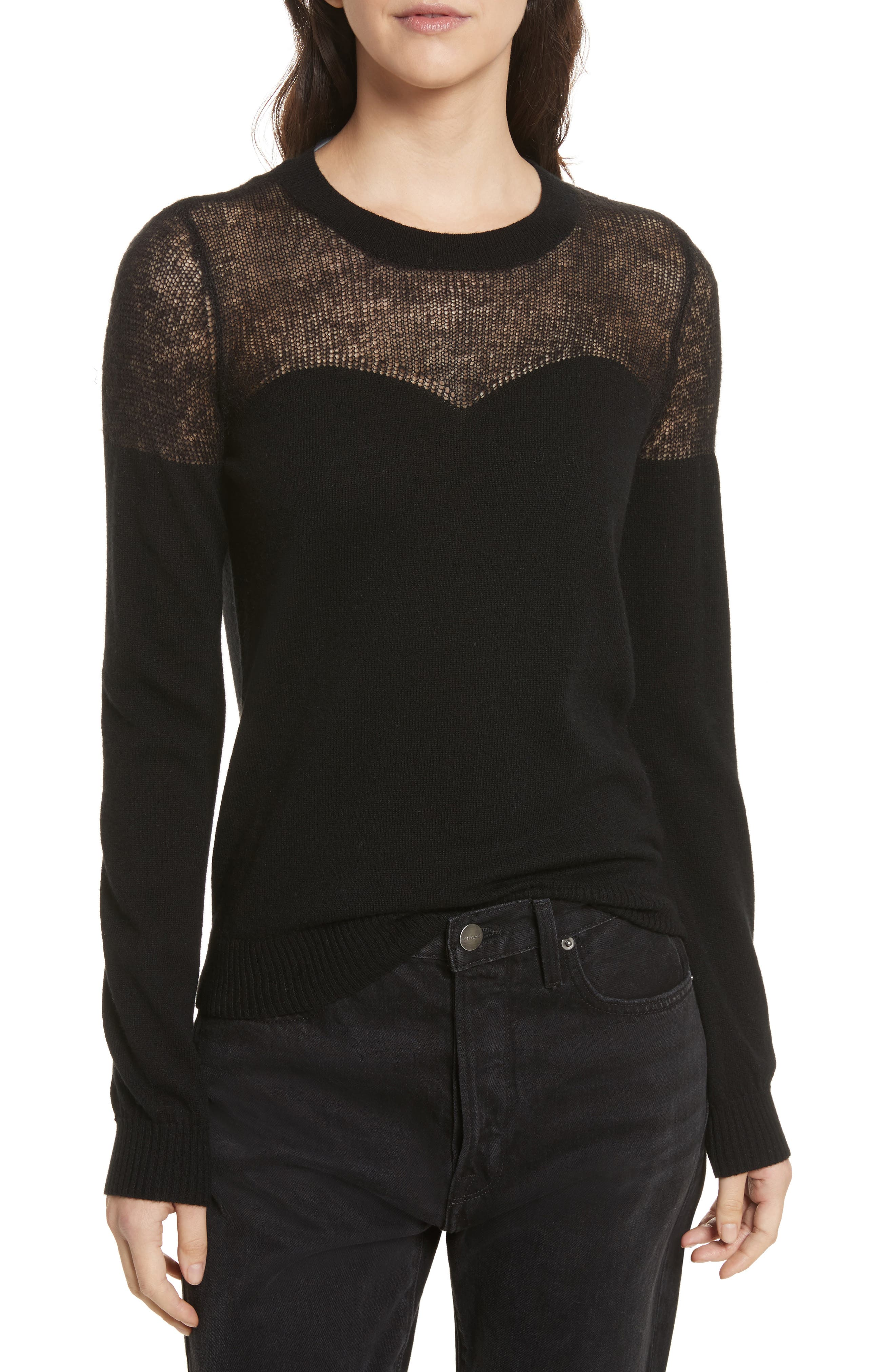Alternate Image 1 Selected - Rebecca Minkoff Clarence Sweater