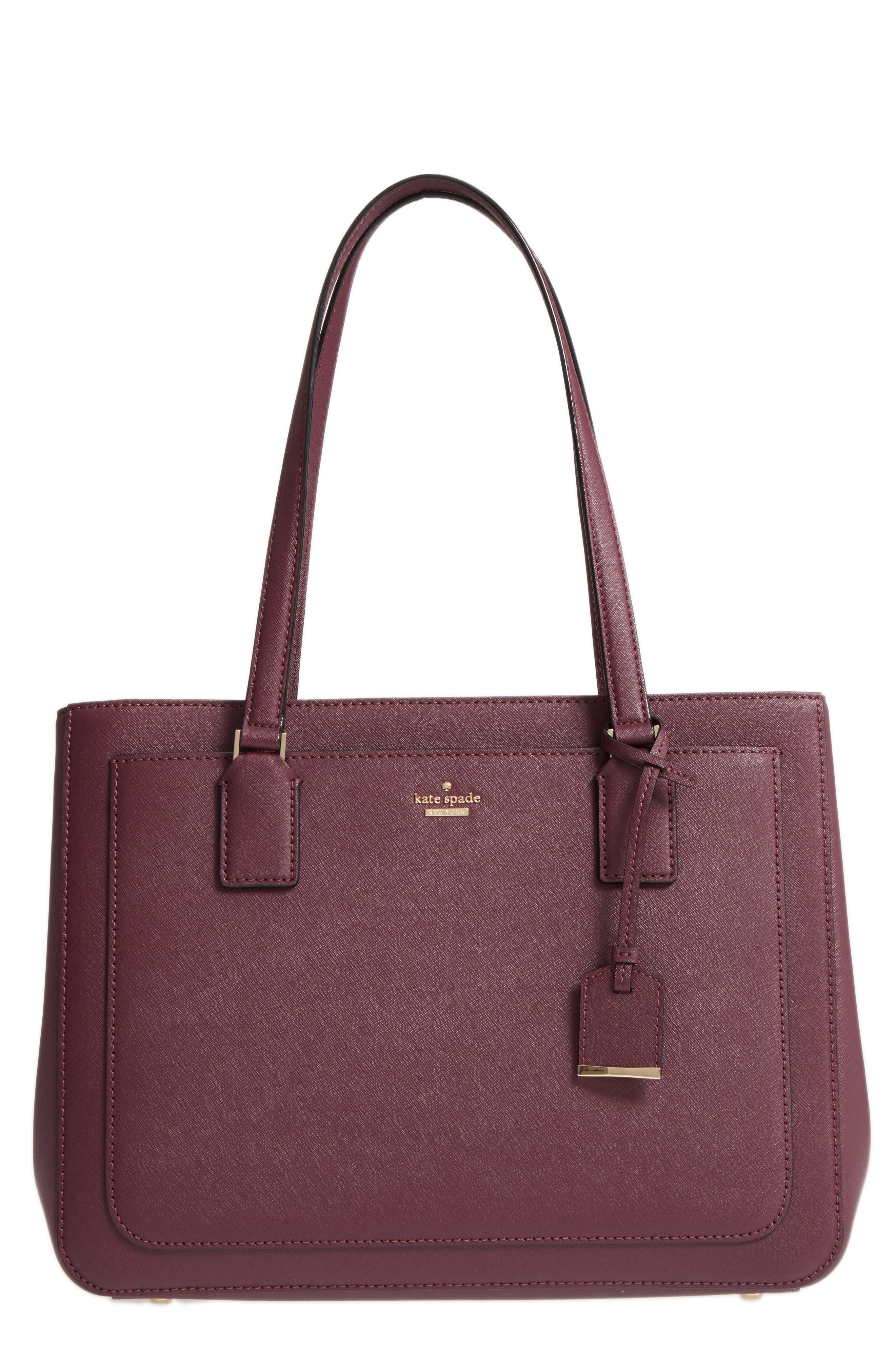 kate spade new york cameron street - zooey leather tote