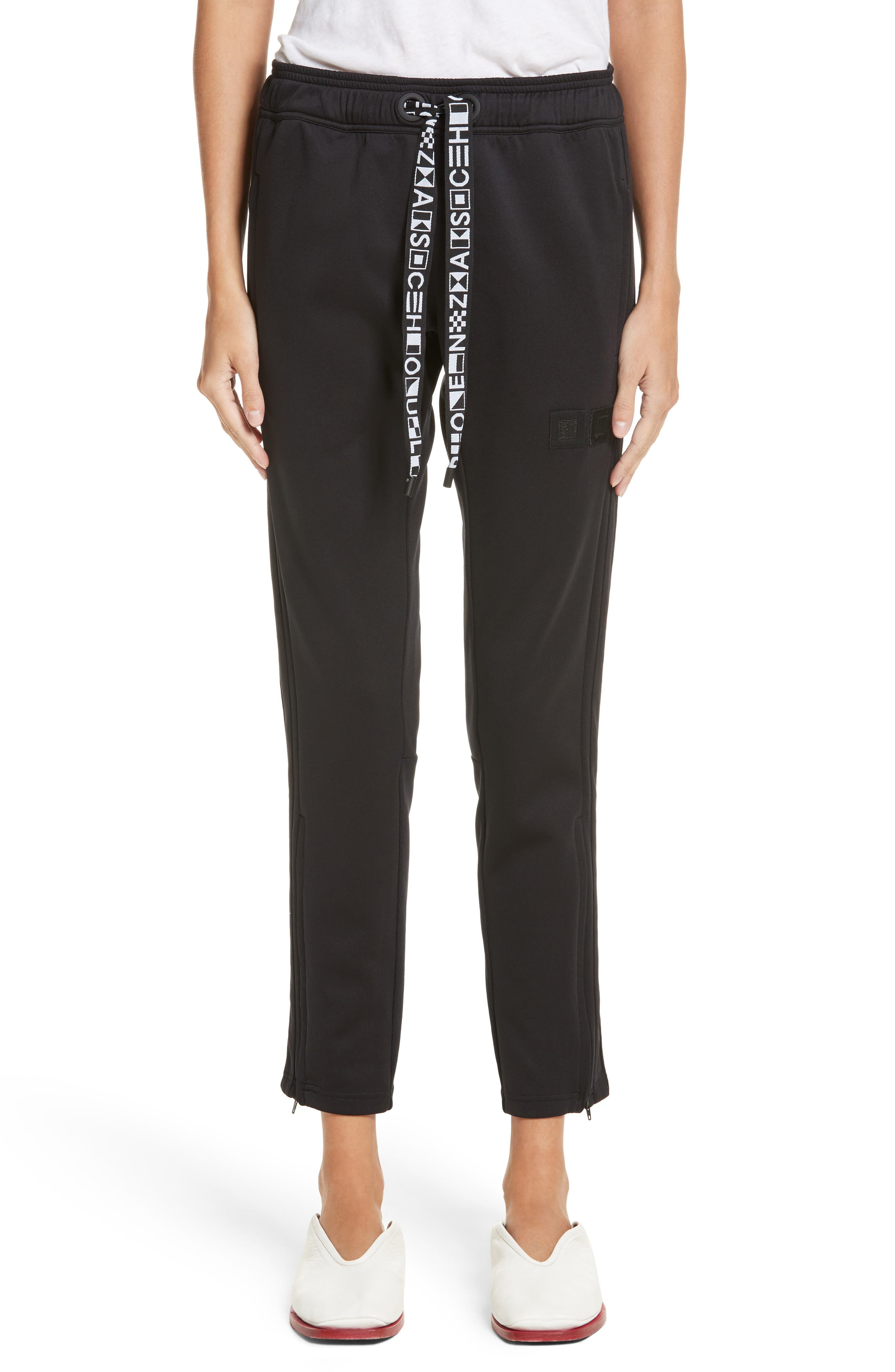 Alternate Image 1 Selected - Proenza Schouler PSWL Jersey Track Pants