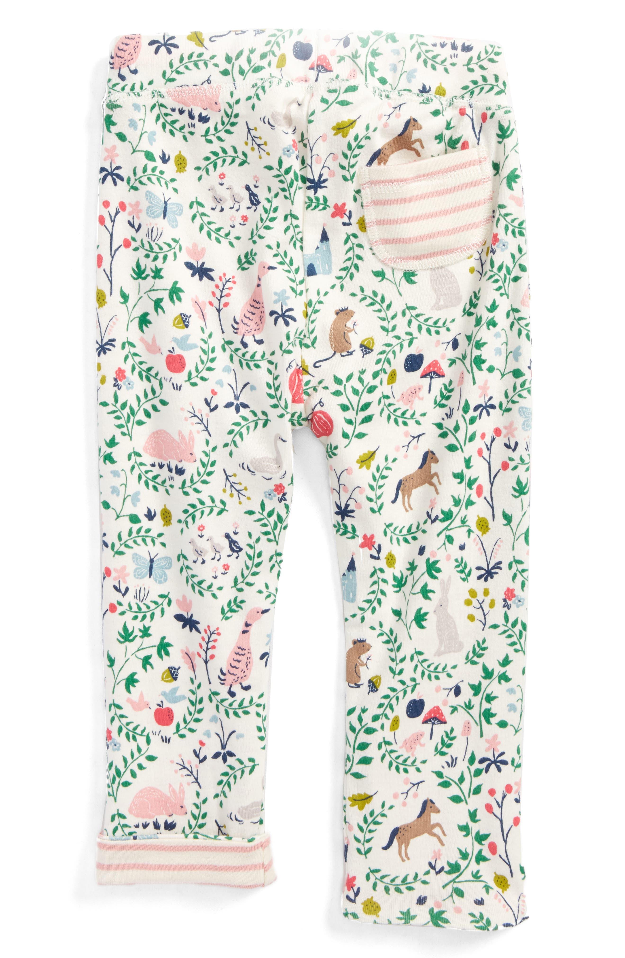 Reversible Print Pants,                             Alternate thumbnail 3, color,                             Multi Fairytale