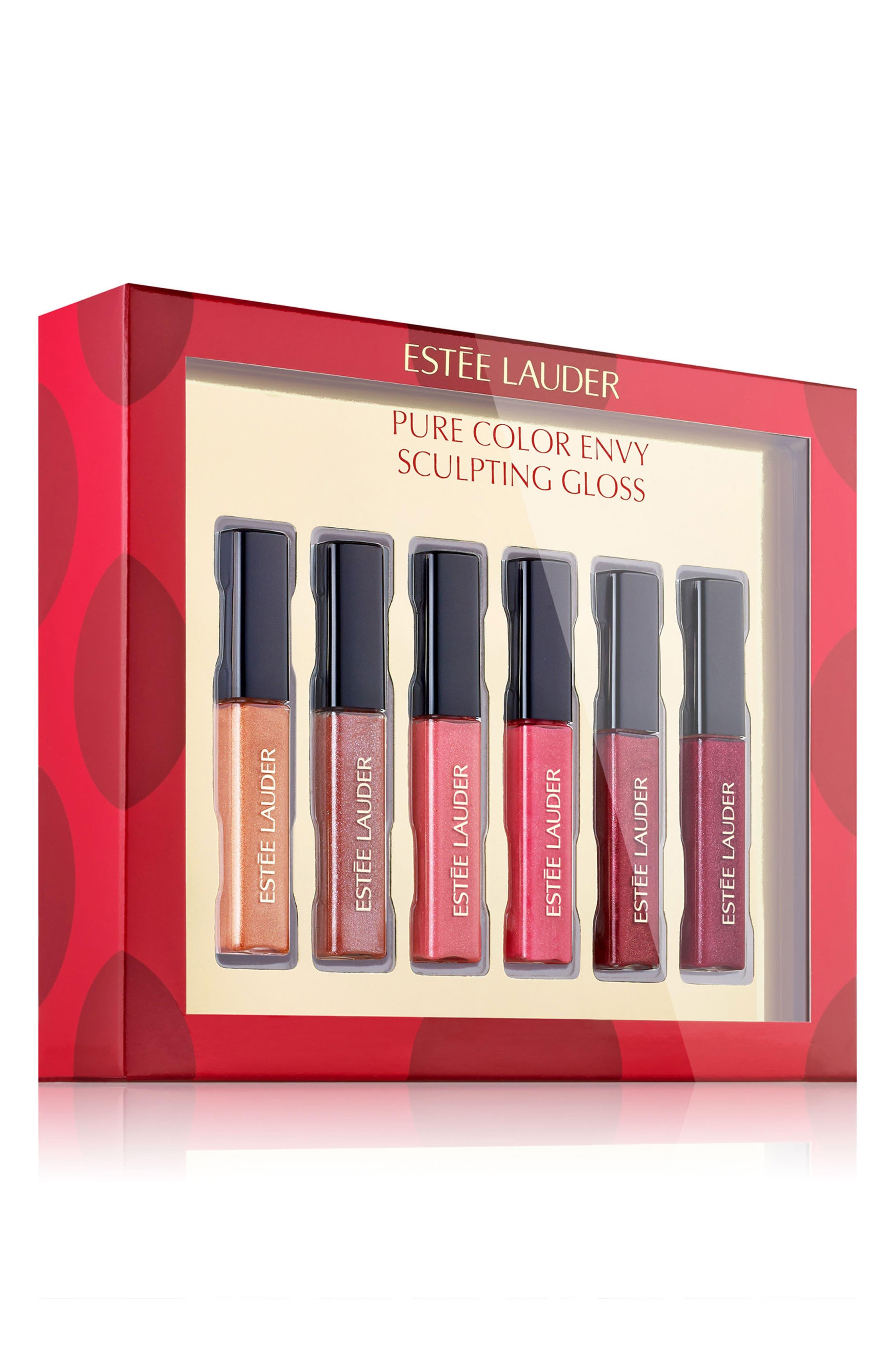 Alternate Image 1 Selected - Estée Lauder Pure Color Envy Sculpting Gloss Collection ($119 Value)