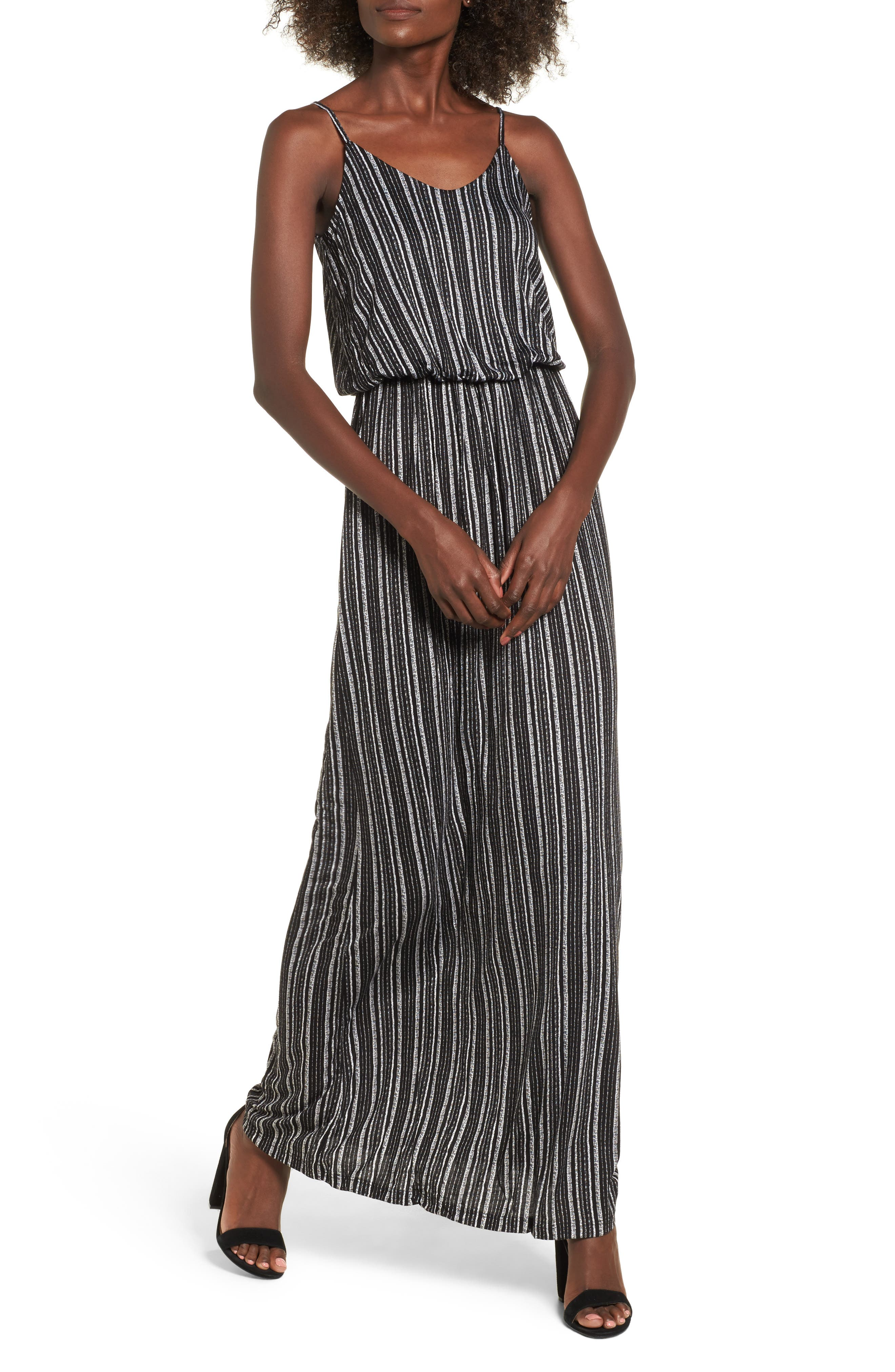 Alternate Image 1 Selected - Lush Knit Maxi Dress