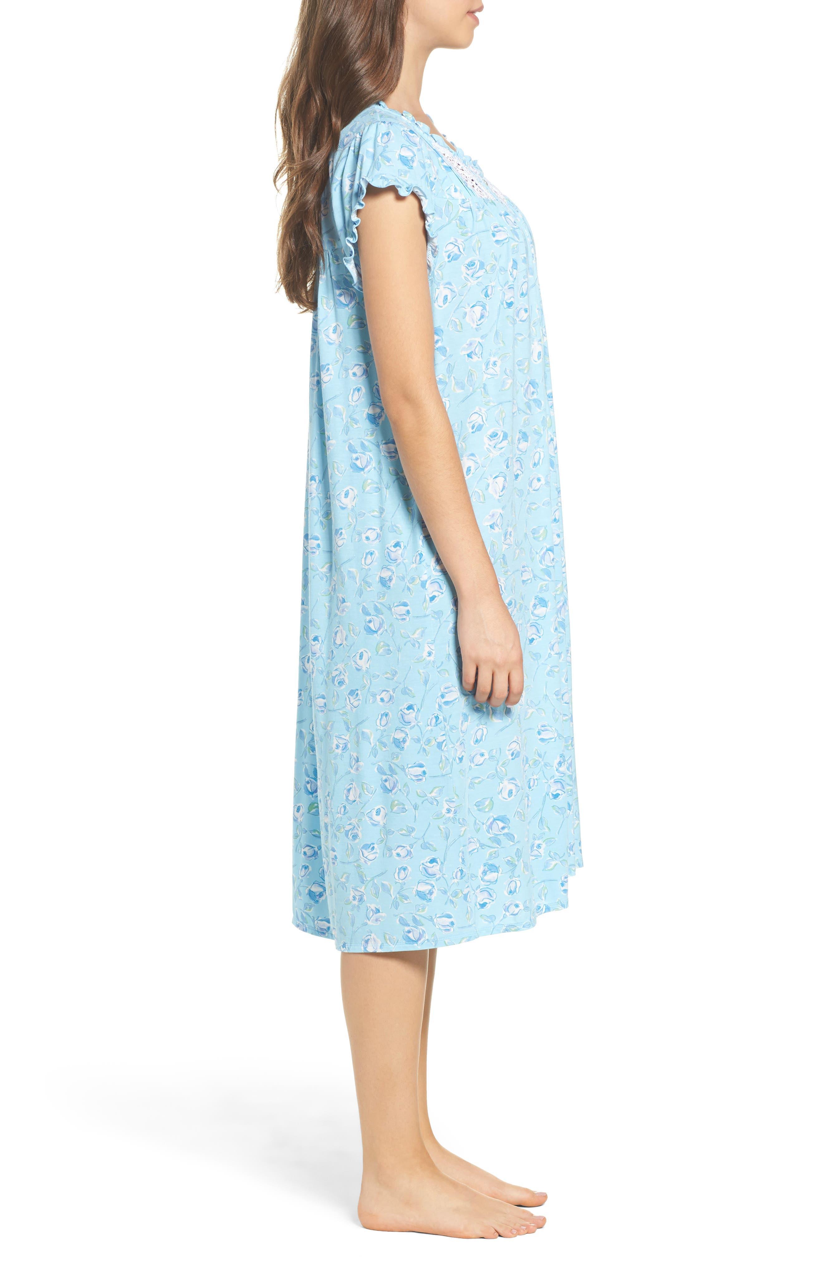 Alternate Image 3  - Eileen West Waltz Nightgown