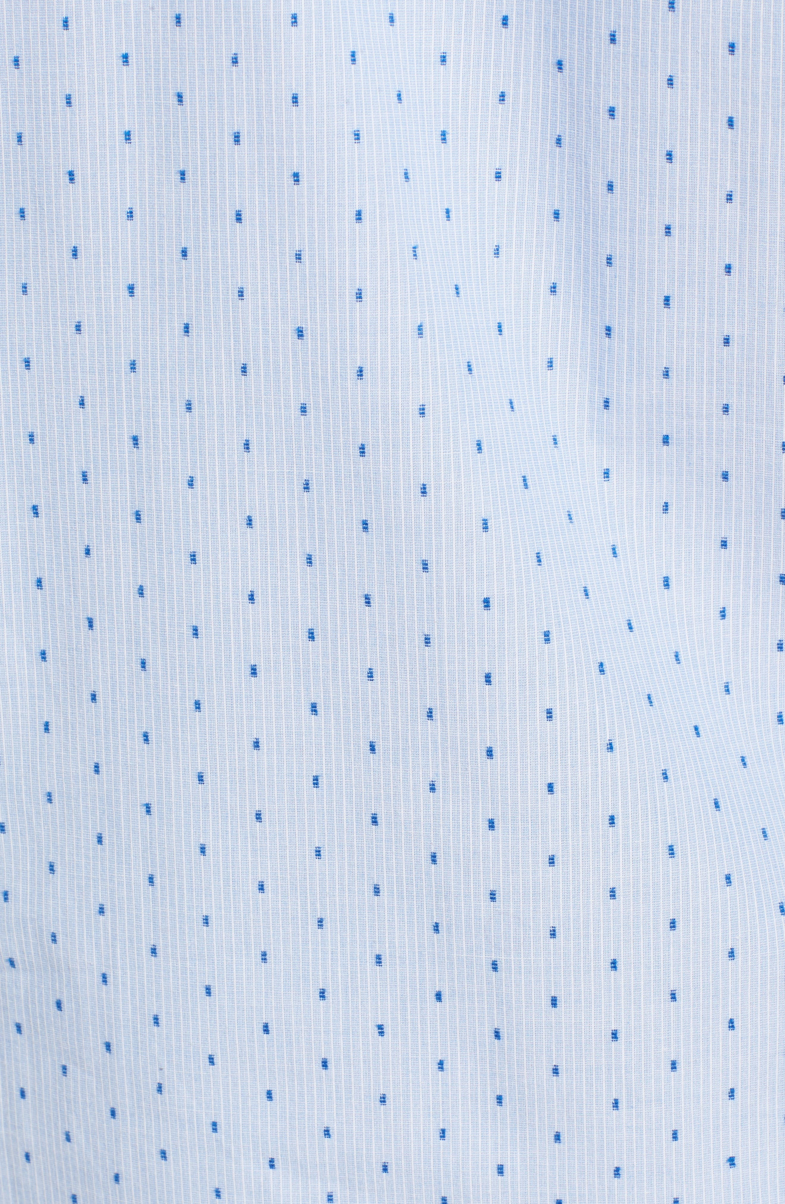 Alternate Image 5  - RVCA Return Dobby Woven Shirt