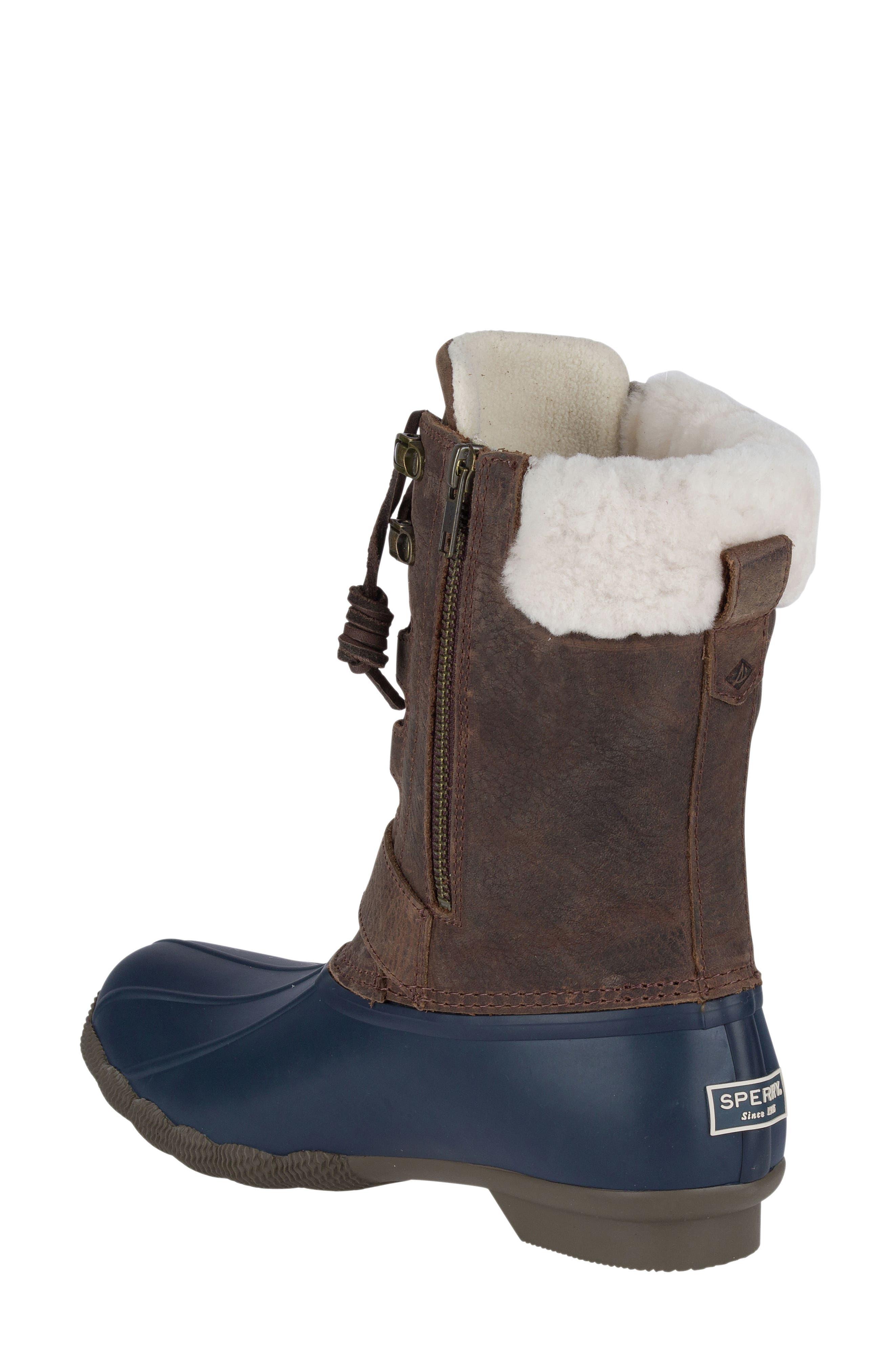 Alternate Image 2  - Sperry Saltwater Misty Waterproof Rain Boot (Women)