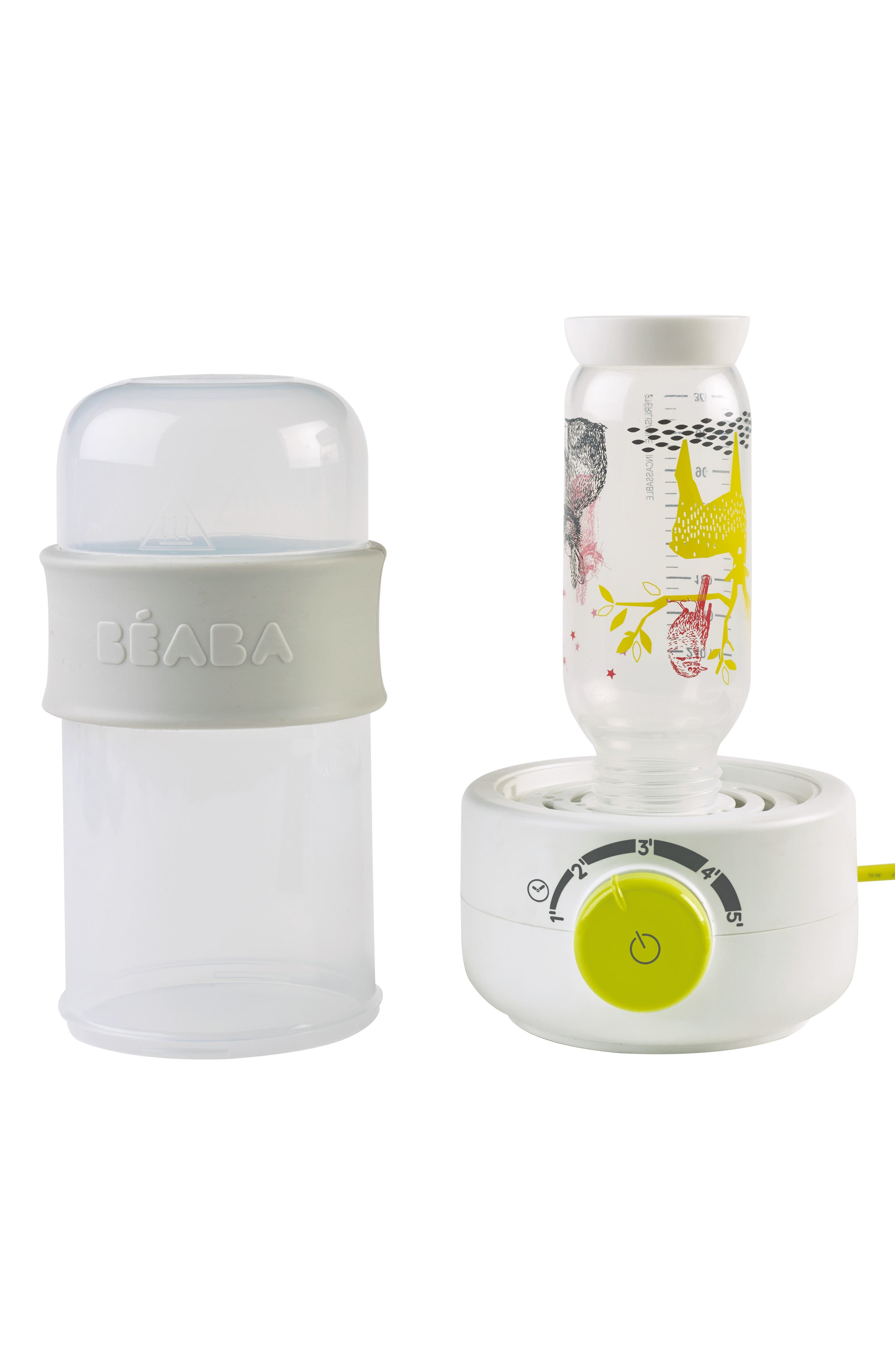 Alternate Image 2  - BÉABA Baby Milk Bottle Warmer
