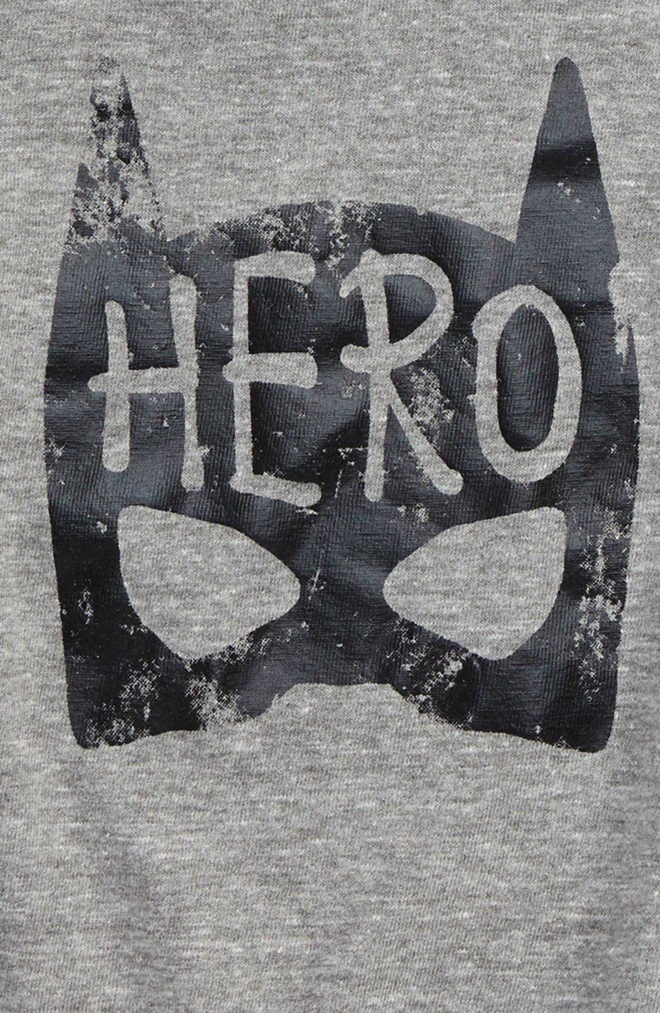 Alternate Image 2  - Joah Love Graphic T-Shirt (Baby Boys)