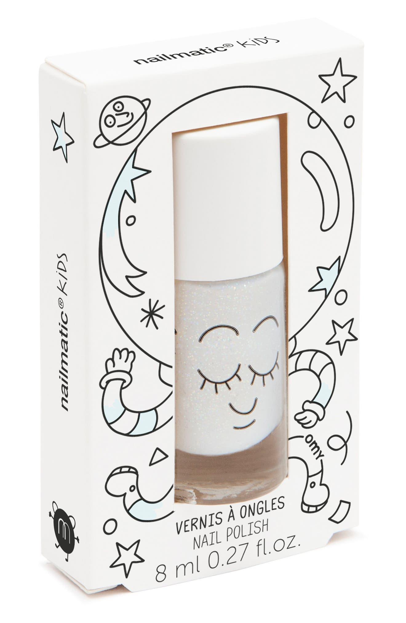Water-Based Nail Polish,                             Main thumbnail 1, color,                             Transparent