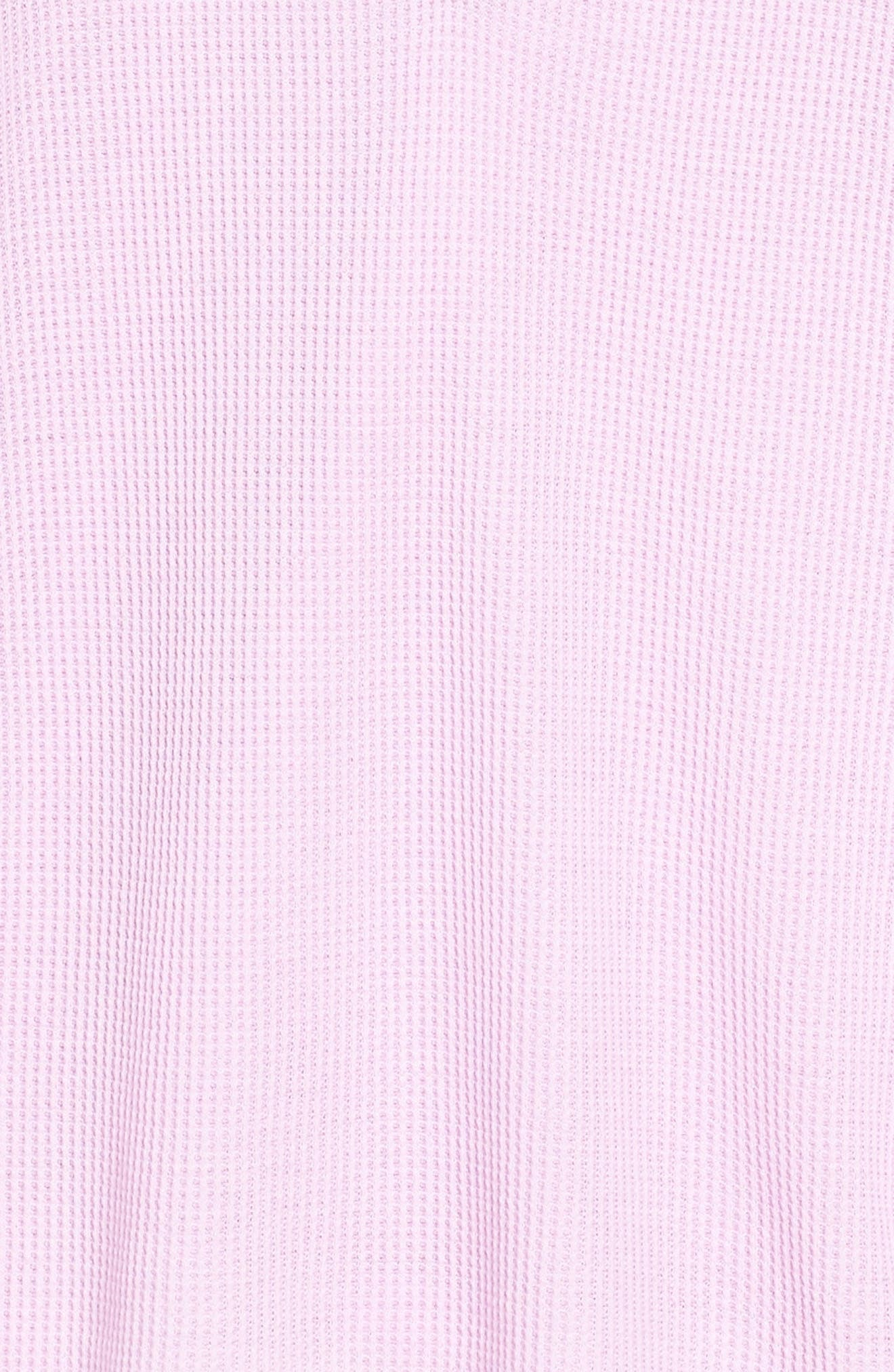 Riley Thermal Dress,                             Alternate thumbnail 3, color,                             Wisteria