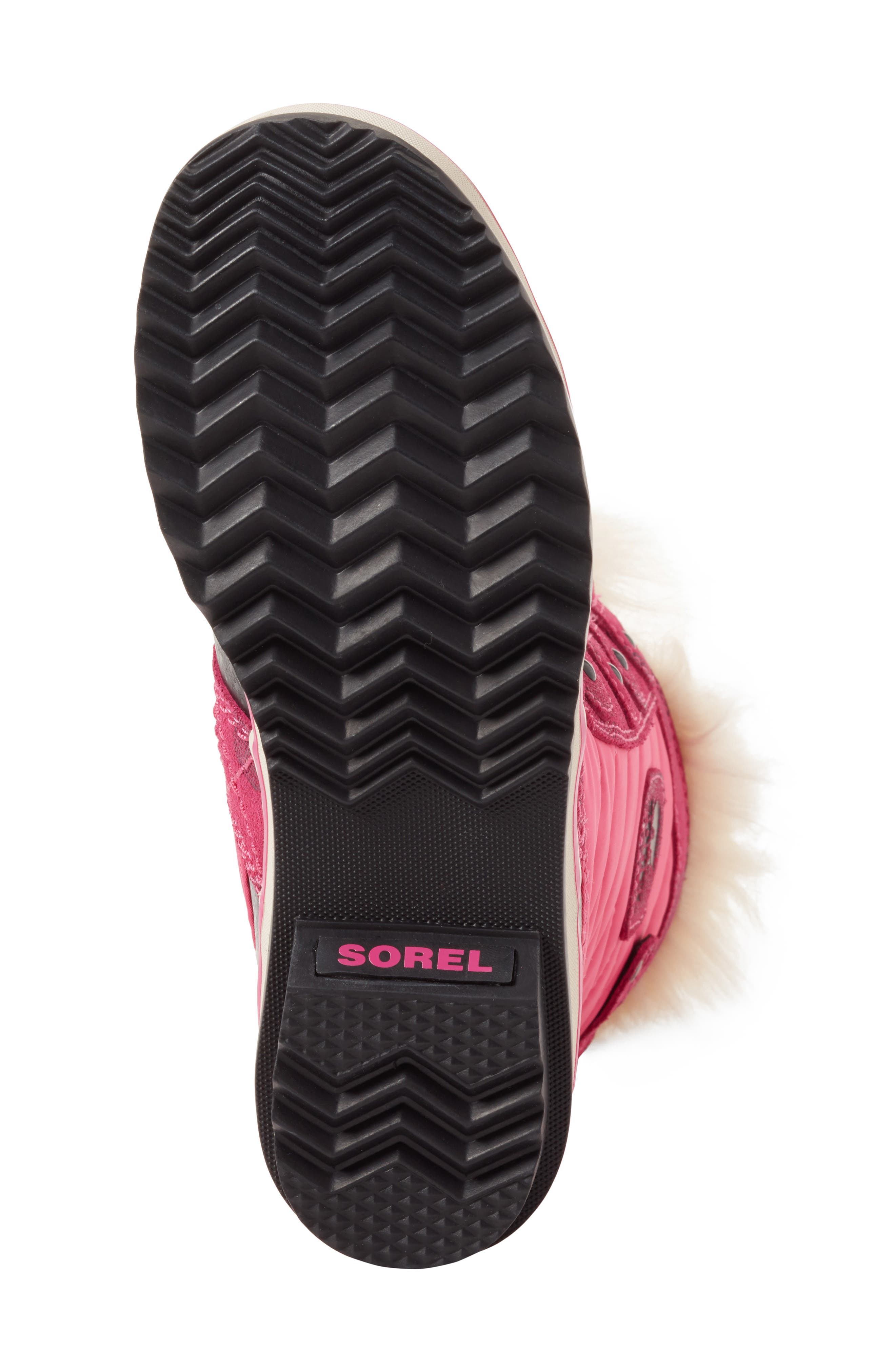 Alternate Image 6  - SOREL Tofino II Faux Fur Lined Waterproof Boot (Little Kid & Big Kid)