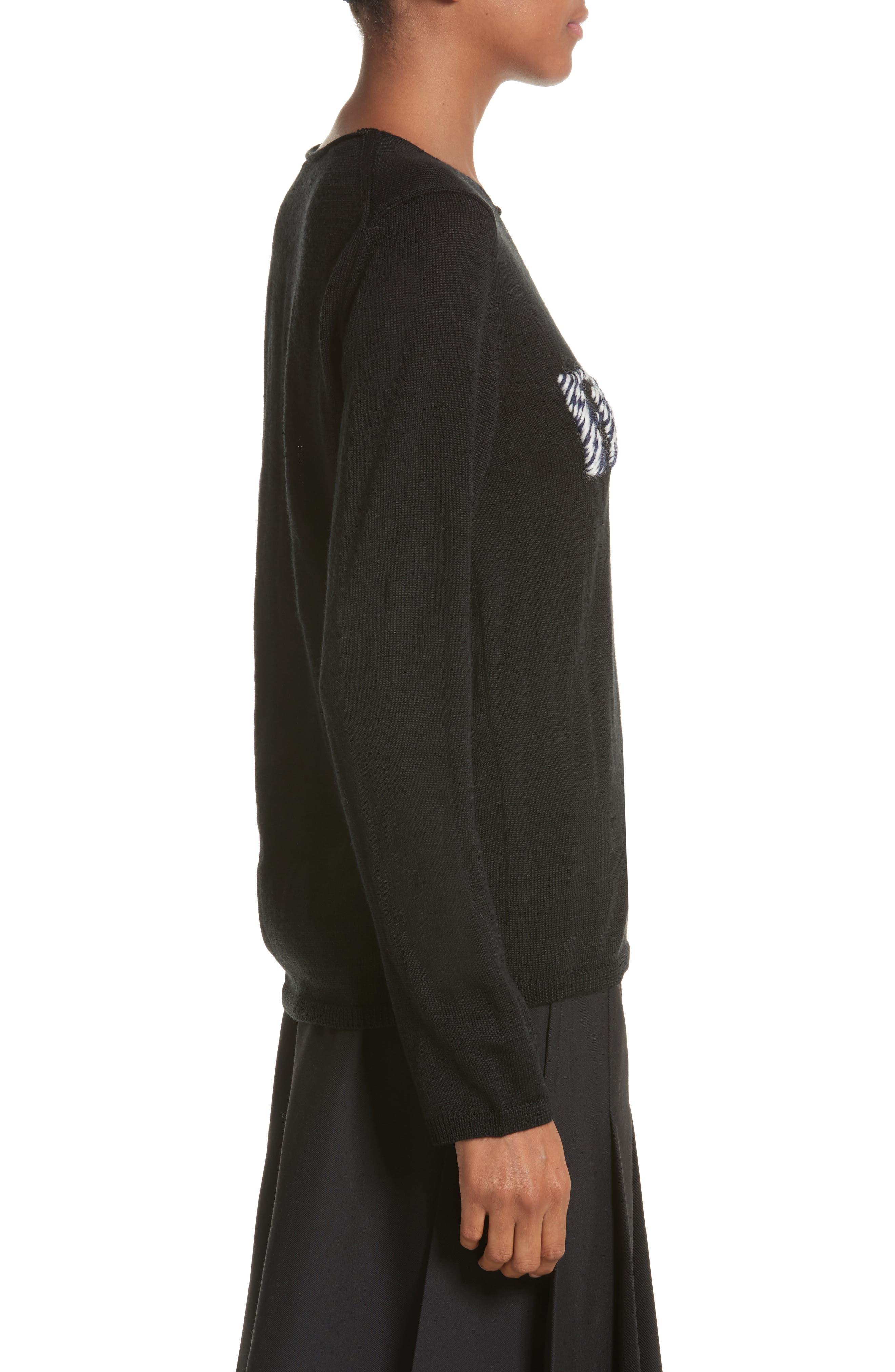 Alternate Image 4  - Comme des Garçons Freedom Sweater