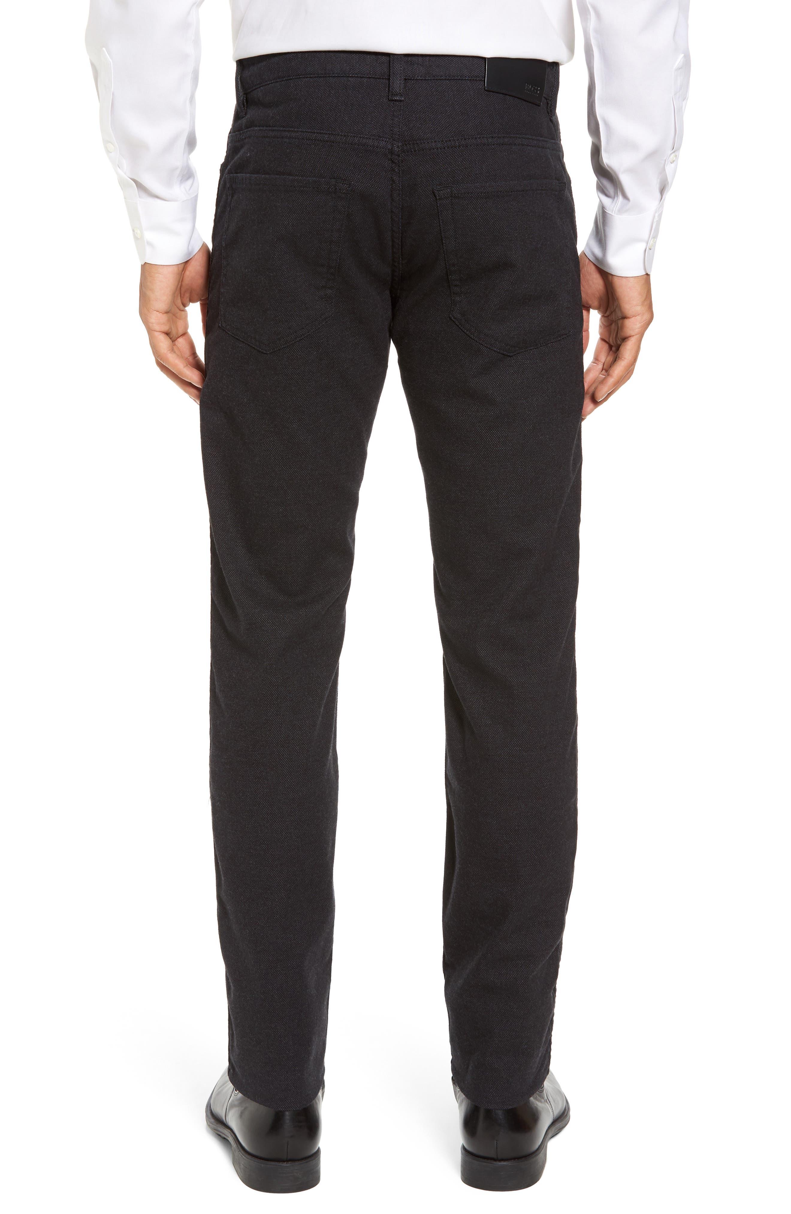 Alternate Image 2  - BOSS Delaware Slim 5-Pocket Pants