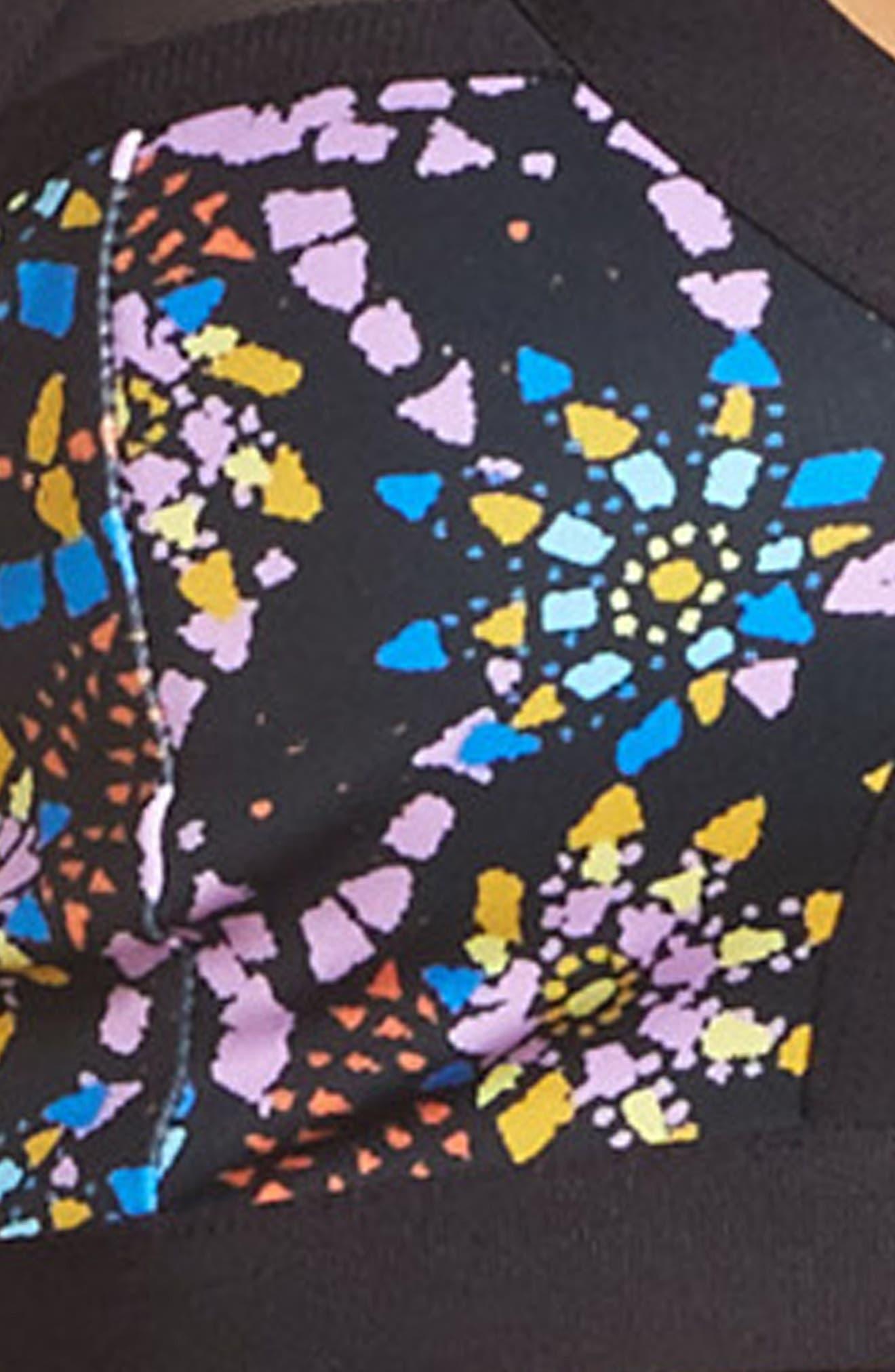 FP Movement Liza Sports Bra,                             Alternate thumbnail 6, color,                             Multi