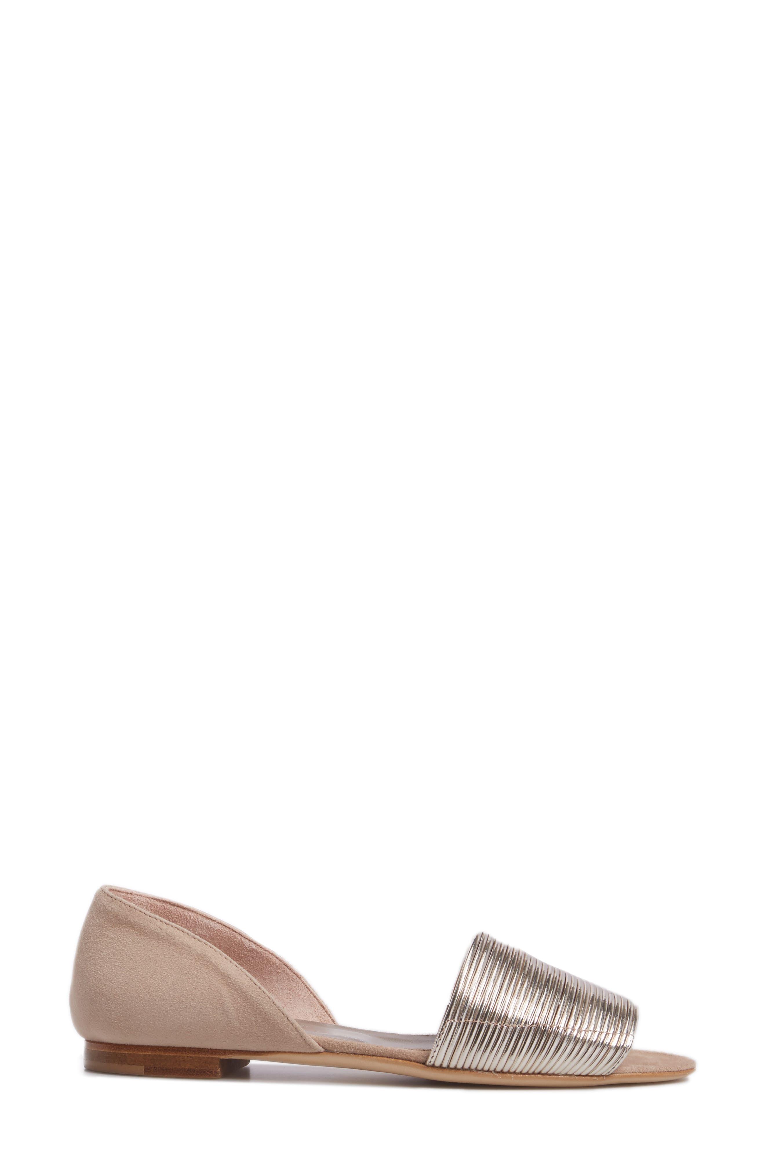 Alternate Image 3  - AGL d'Orsay Flat (Women)