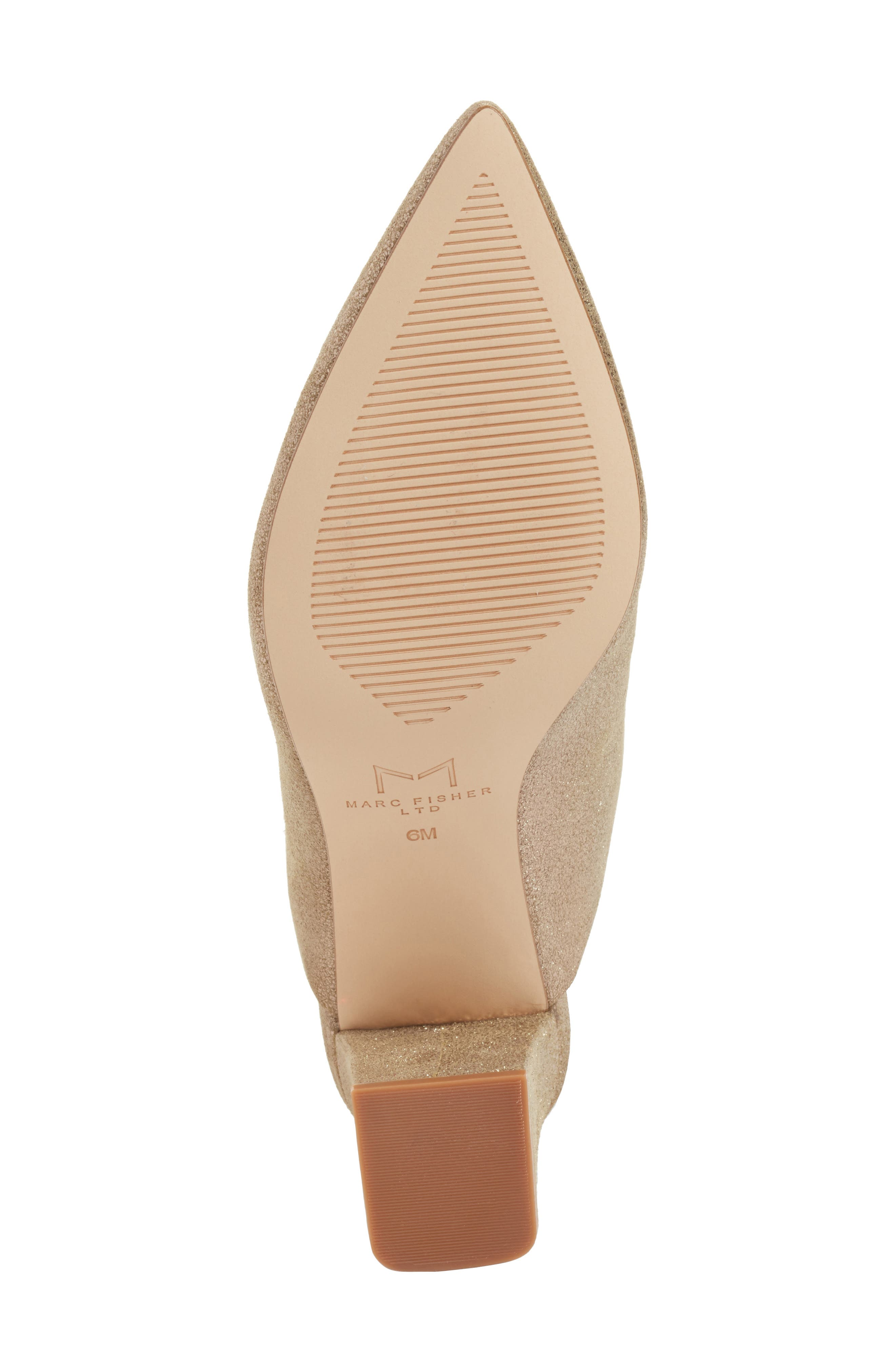 Alternate Image 6  - Marc Fisher LTD Zivon Pointy Toe Mule (Women)