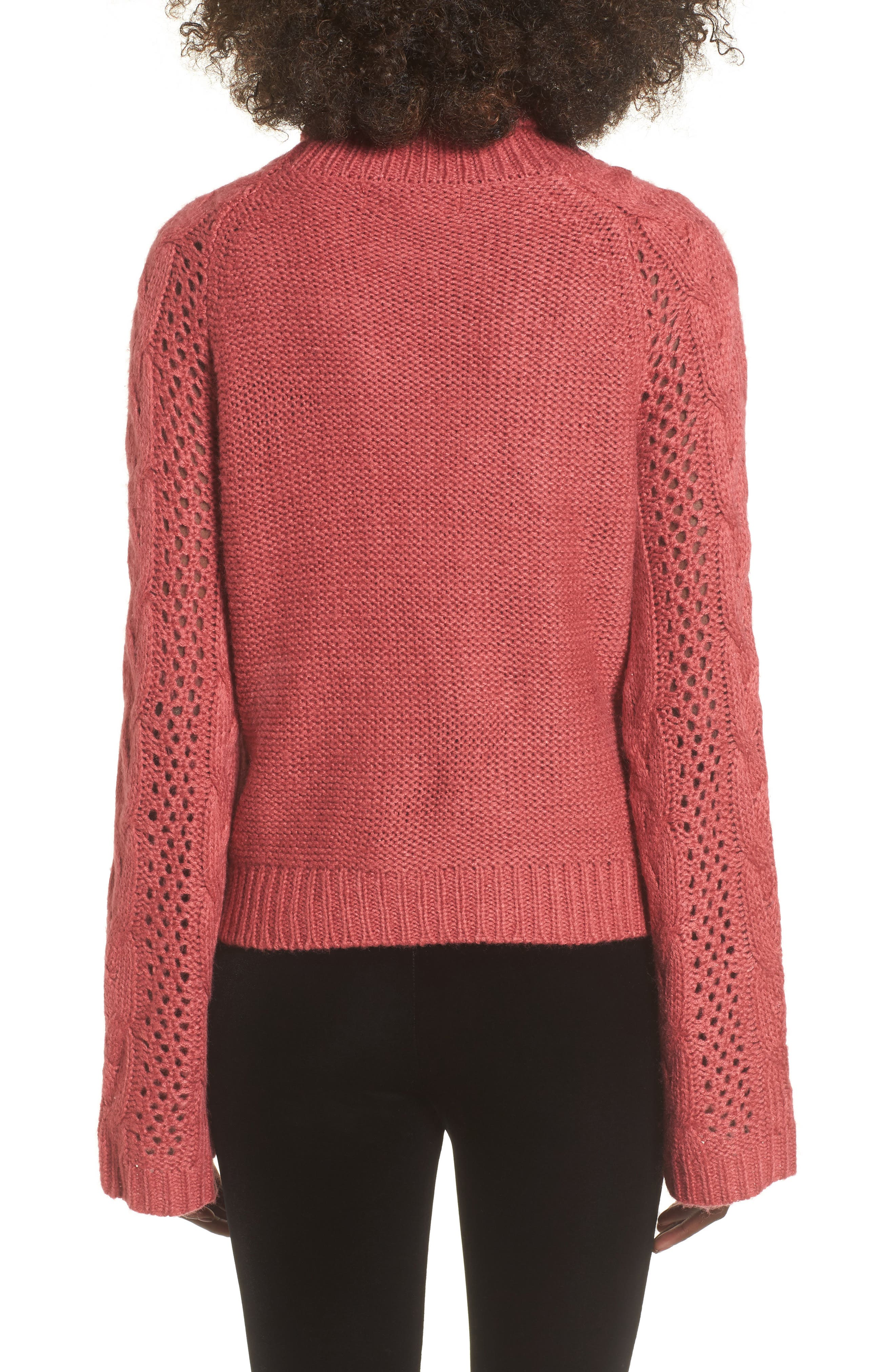 Alternate Image 2  - Leith Choker Sweater