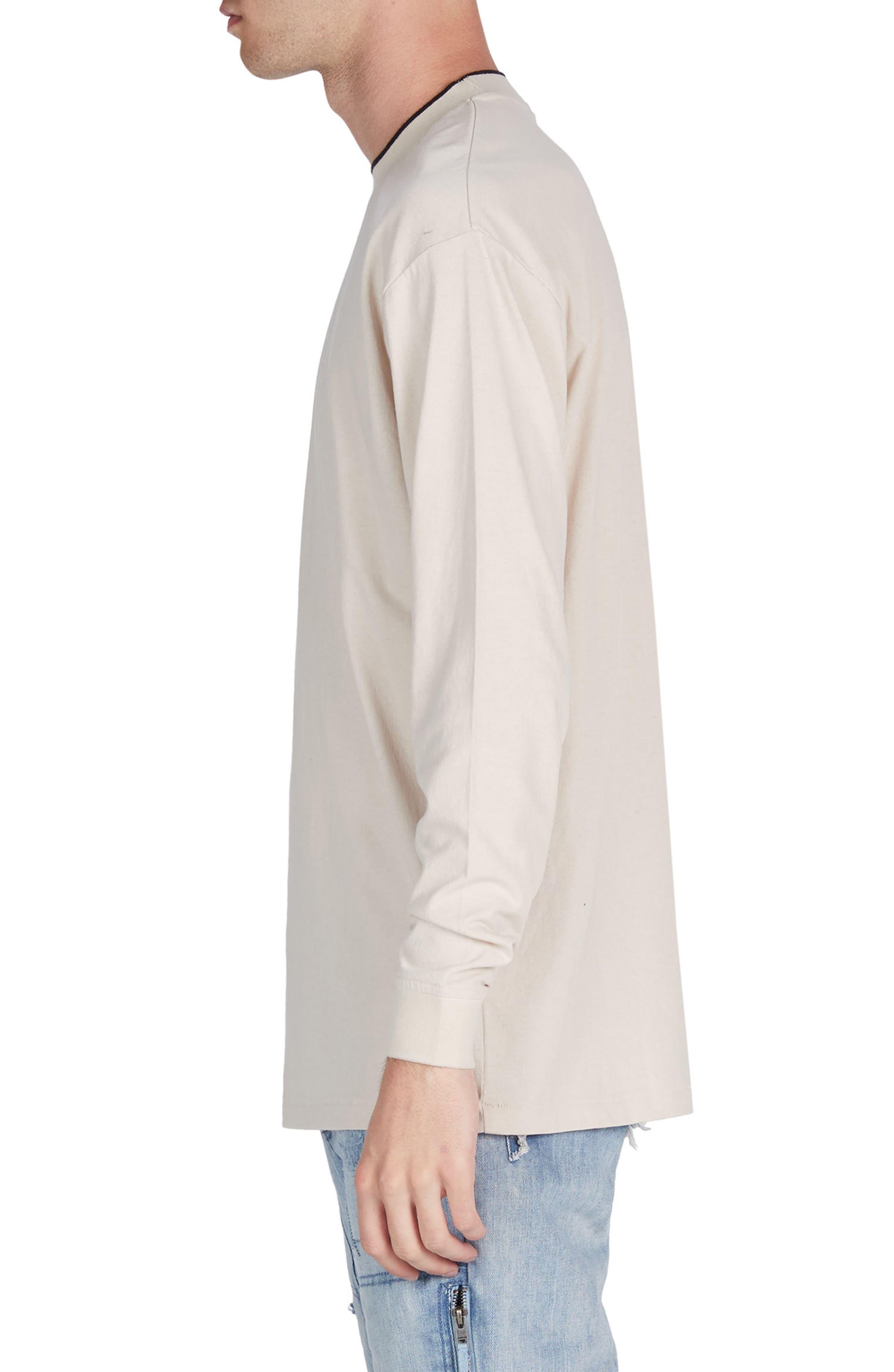 Alternate Image 3  - ZANEROBE Tipped Boxy T-Shirt