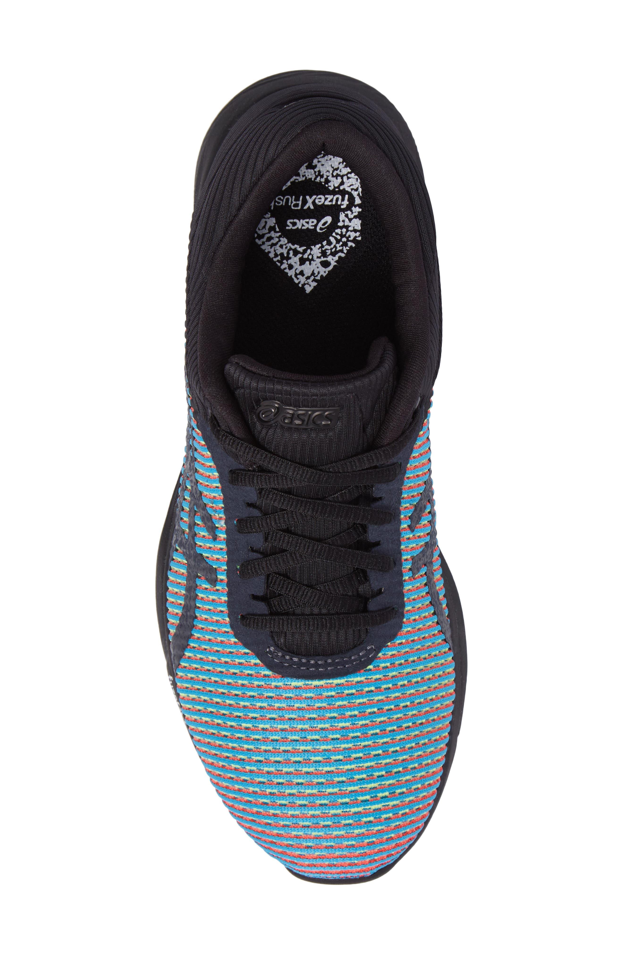 fuseX<sup>™</sup> Rush CM Running Shoe,                             Alternate thumbnail 5, color,                             Aquarium/ Phantom