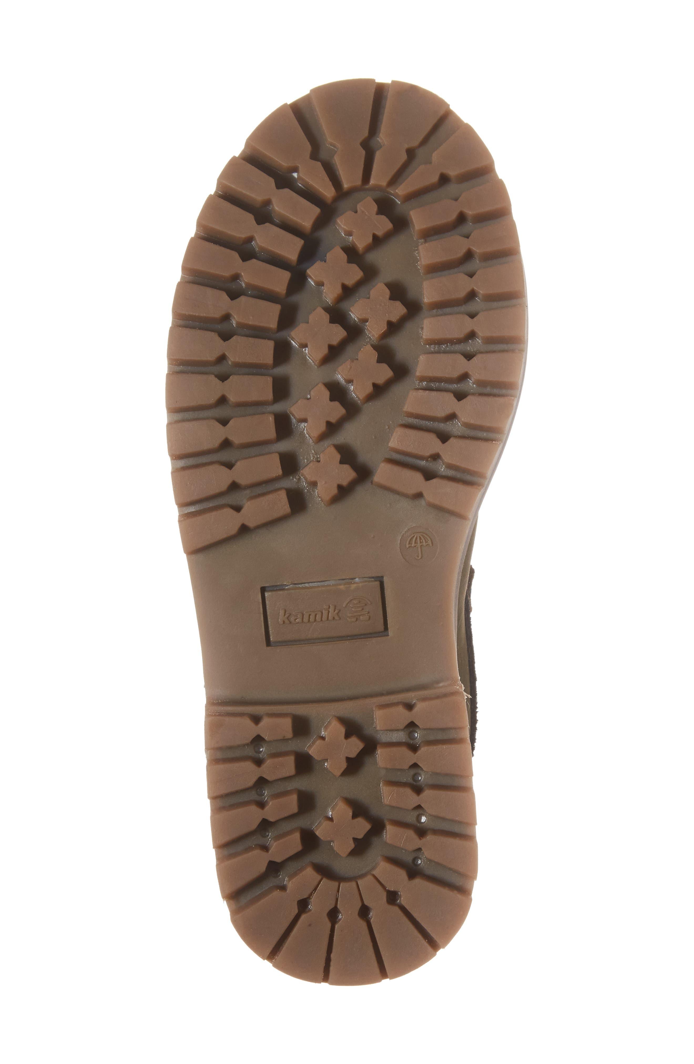 Takodalo Waterproof Boot,                             Alternate thumbnail 6, color,                             Olive