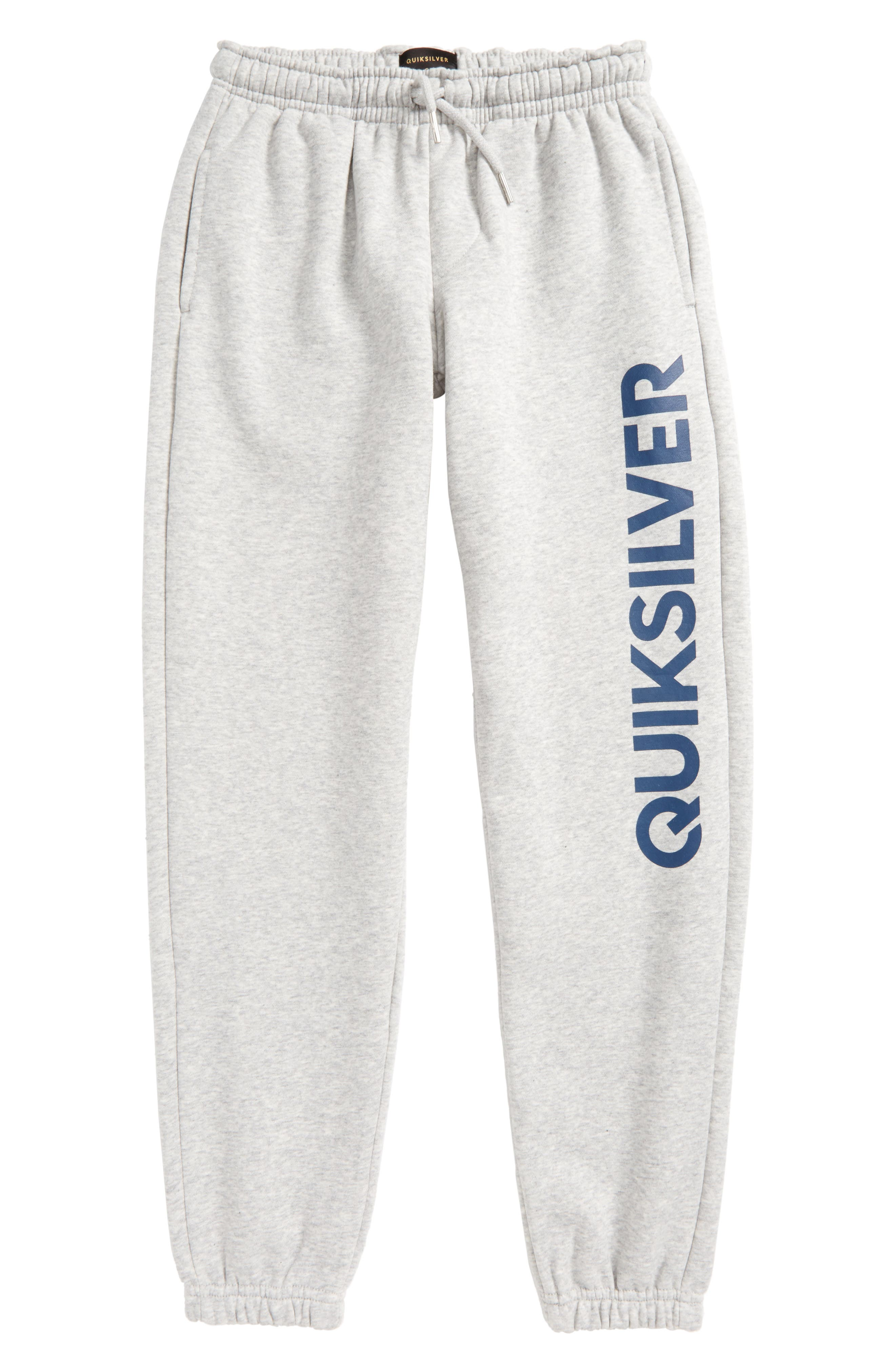 Quiksilver Logo Track Pants (Big Boys)