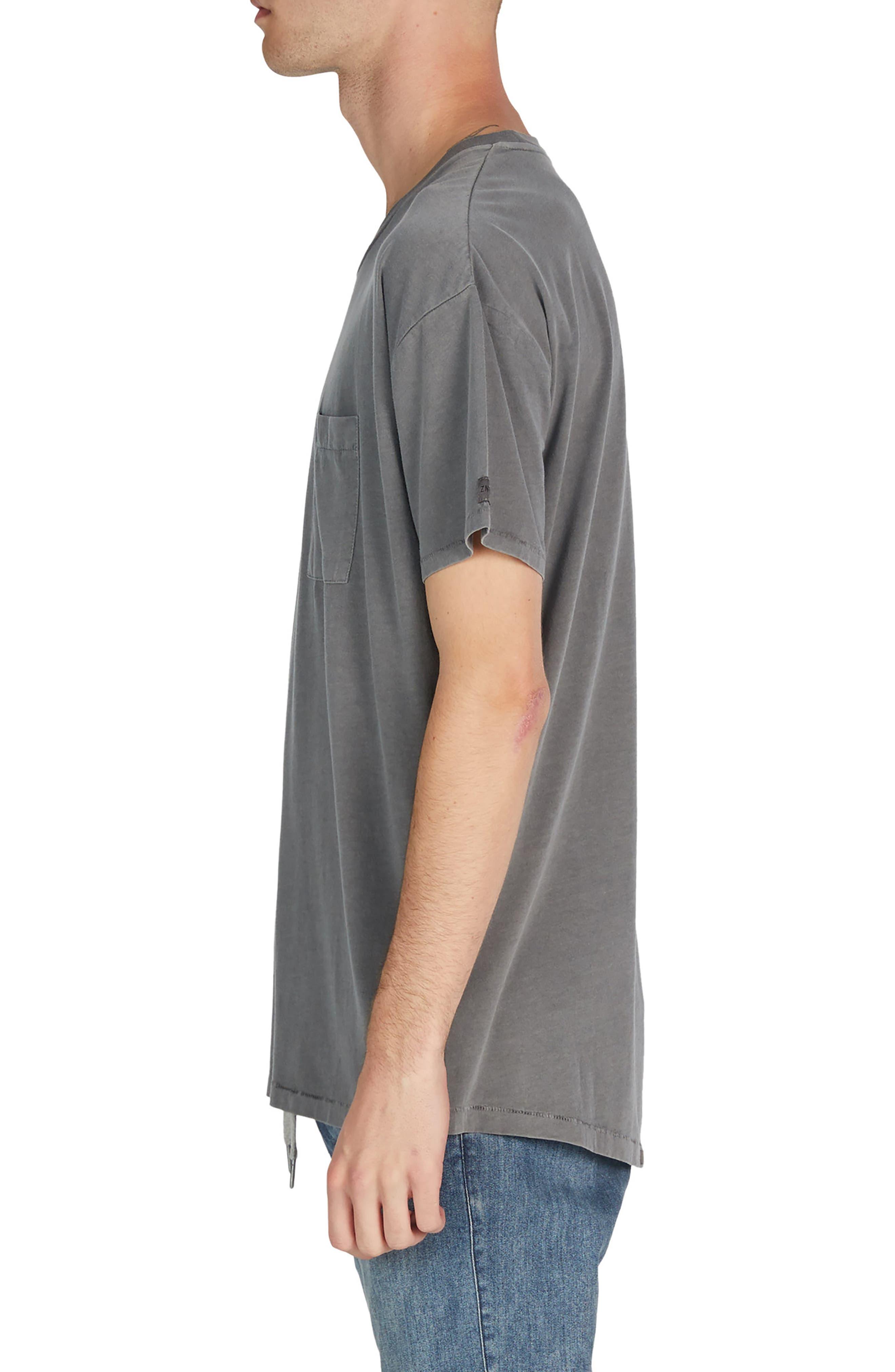Alternate Image 3  - ZANEROBE Rugger Pocket T-Shirt
