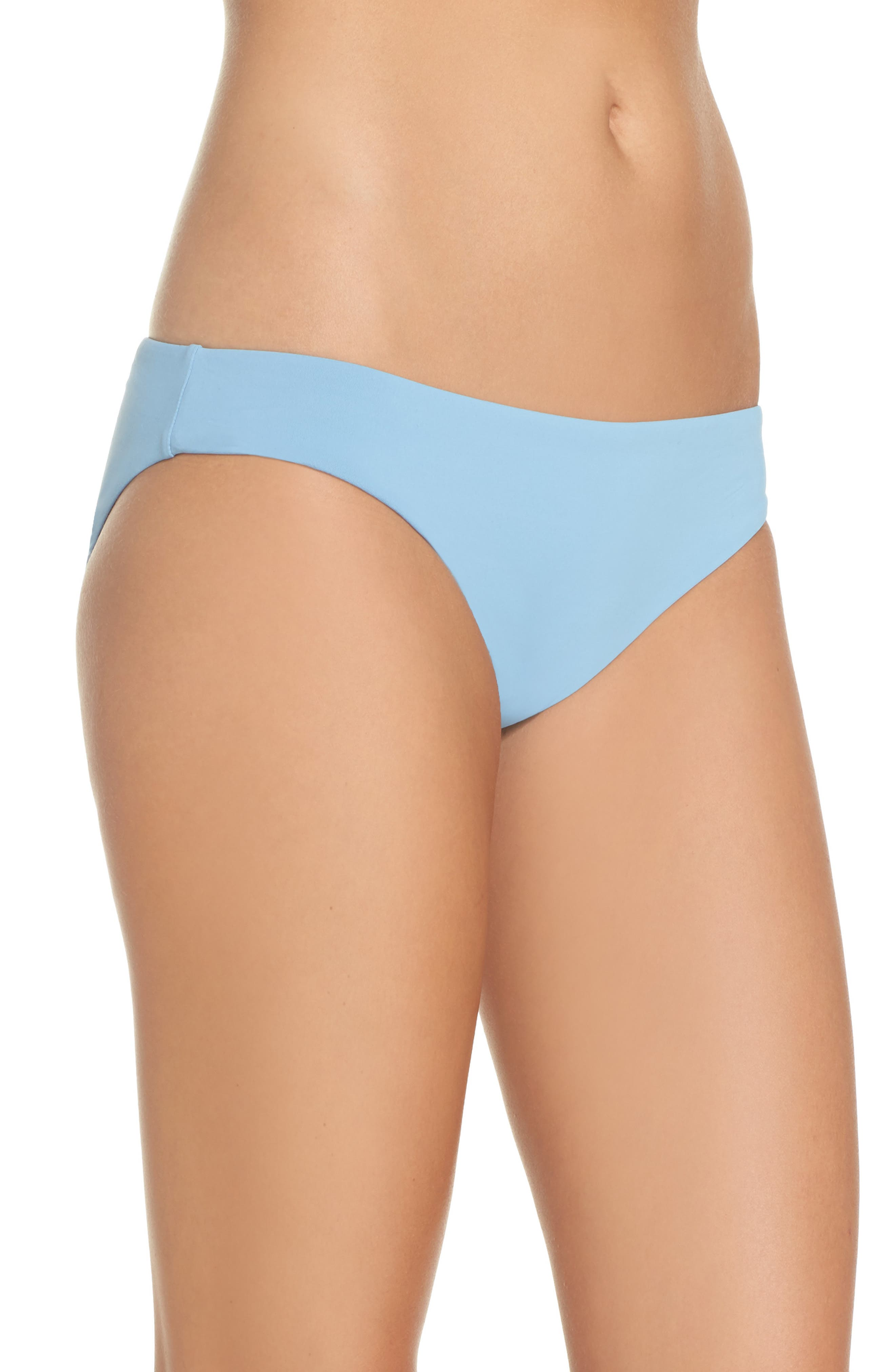 Active Bikini Bottoms,                             Alternate thumbnail 3, color,                             Blue Mist