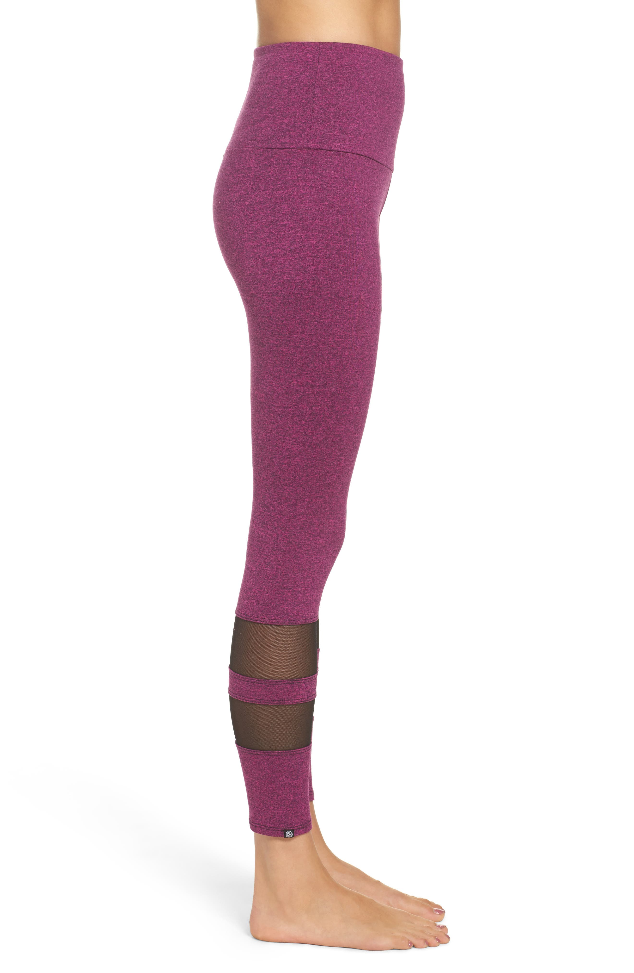 Alternate Image 3  - Onzie Racer Leggings