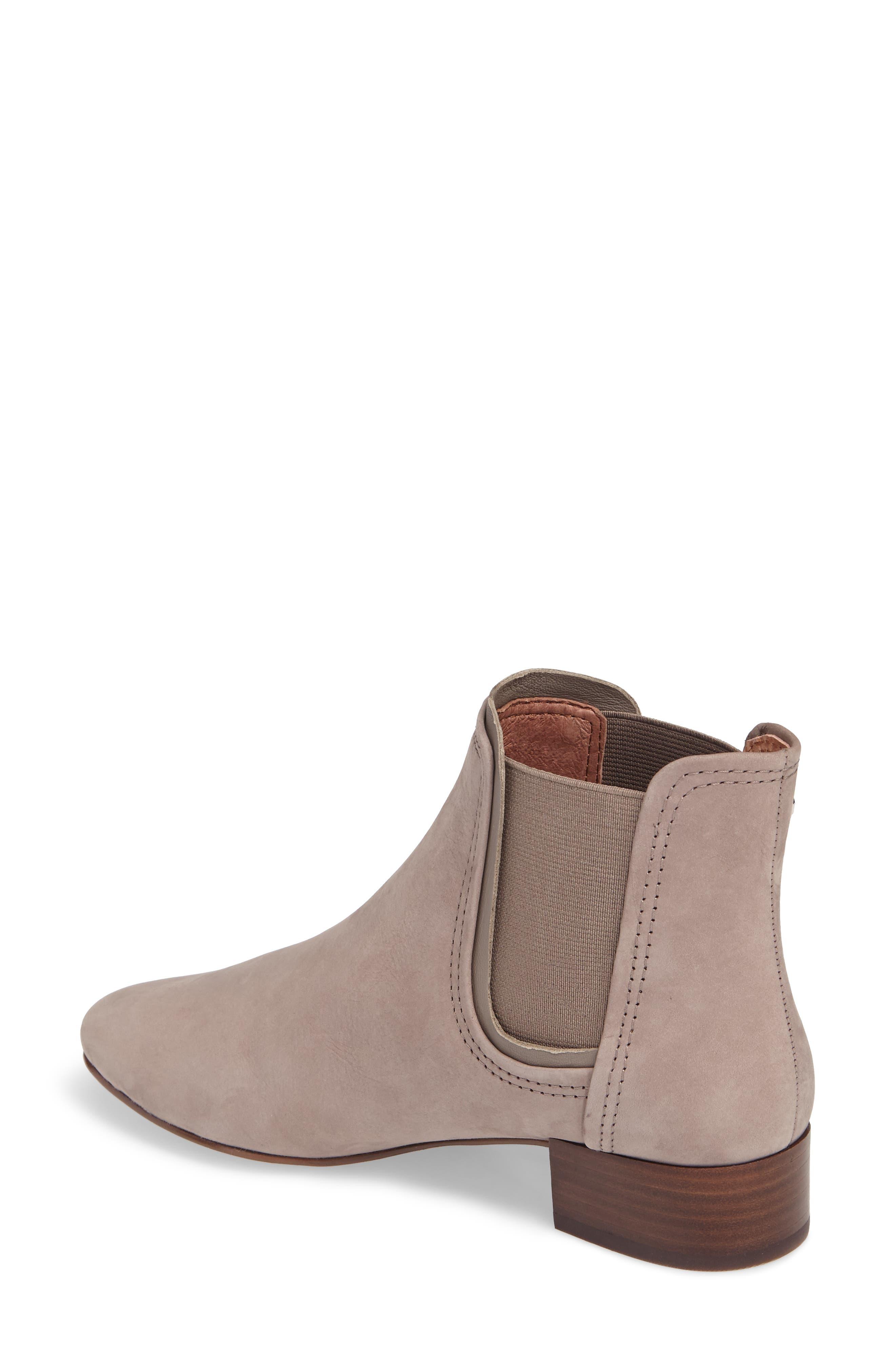 Waldon Chelsea Boot,                             Alternate thumbnail 2, color,                             Gravel Leather