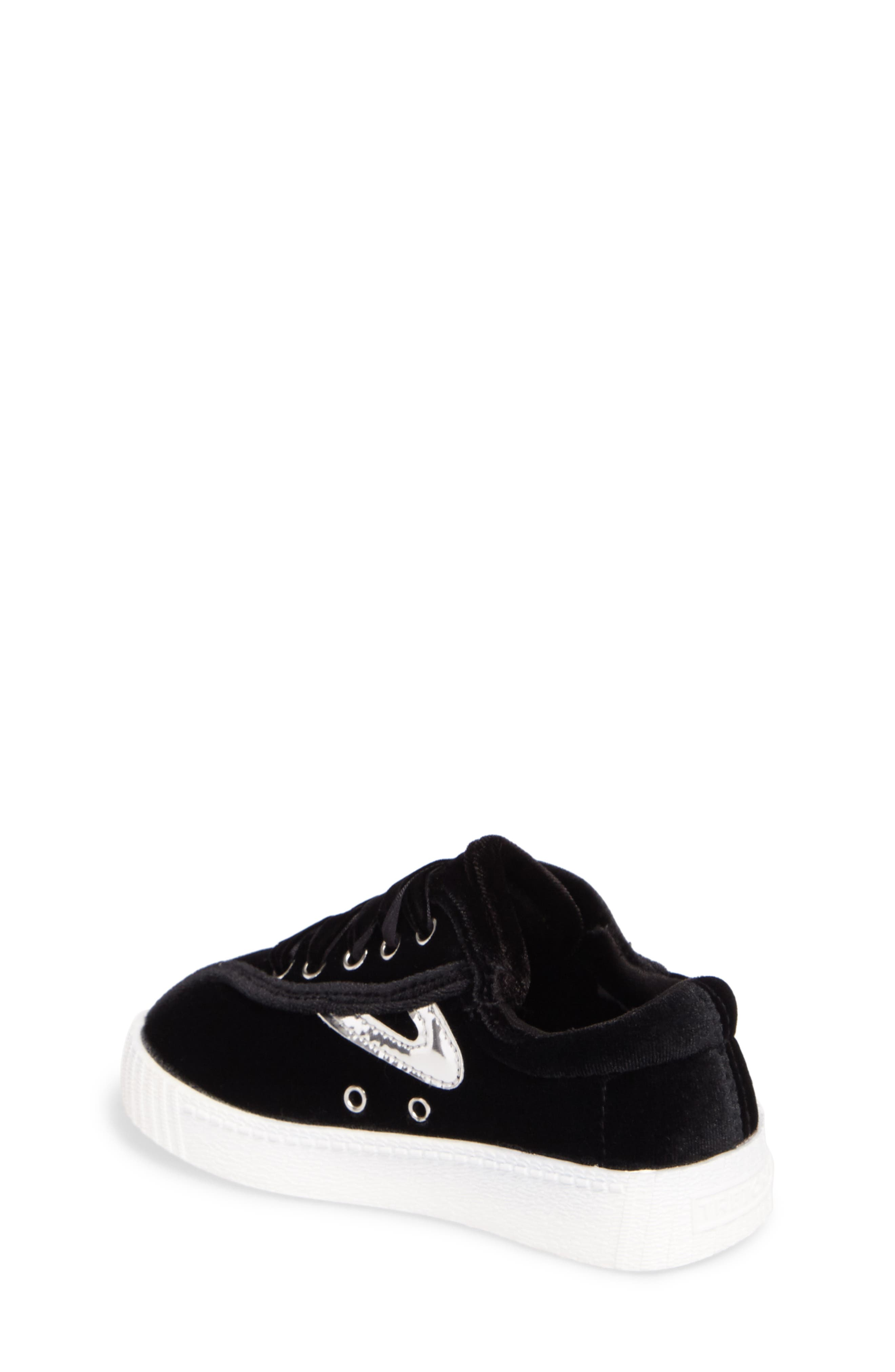 Alternate Image 2  - Tretorn NYLite Velvet Sneaker (Walker, Toddler, Little Kid & Big Kid)