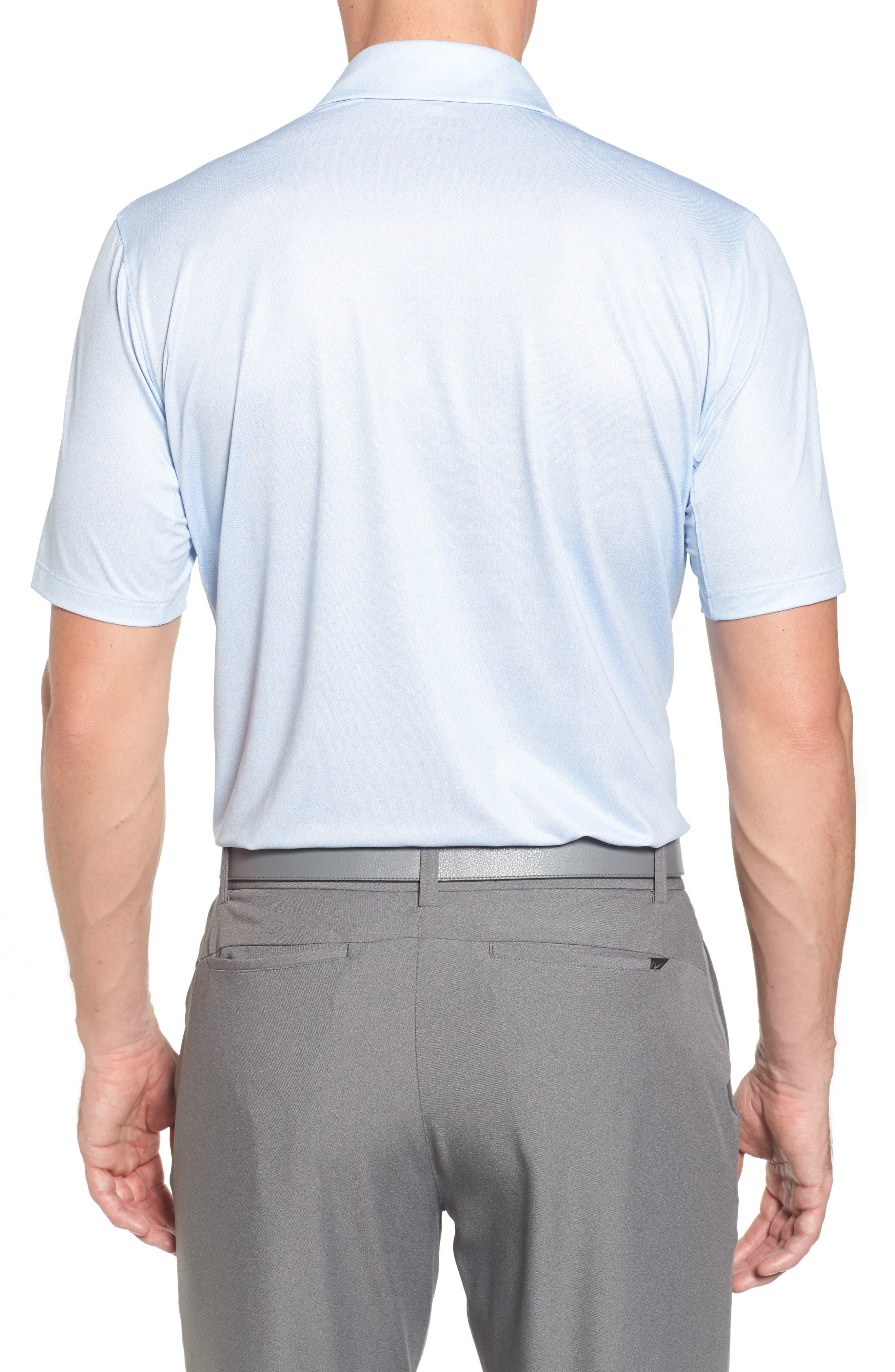 Alternate Image 2  - Nike Dry Golf Polo