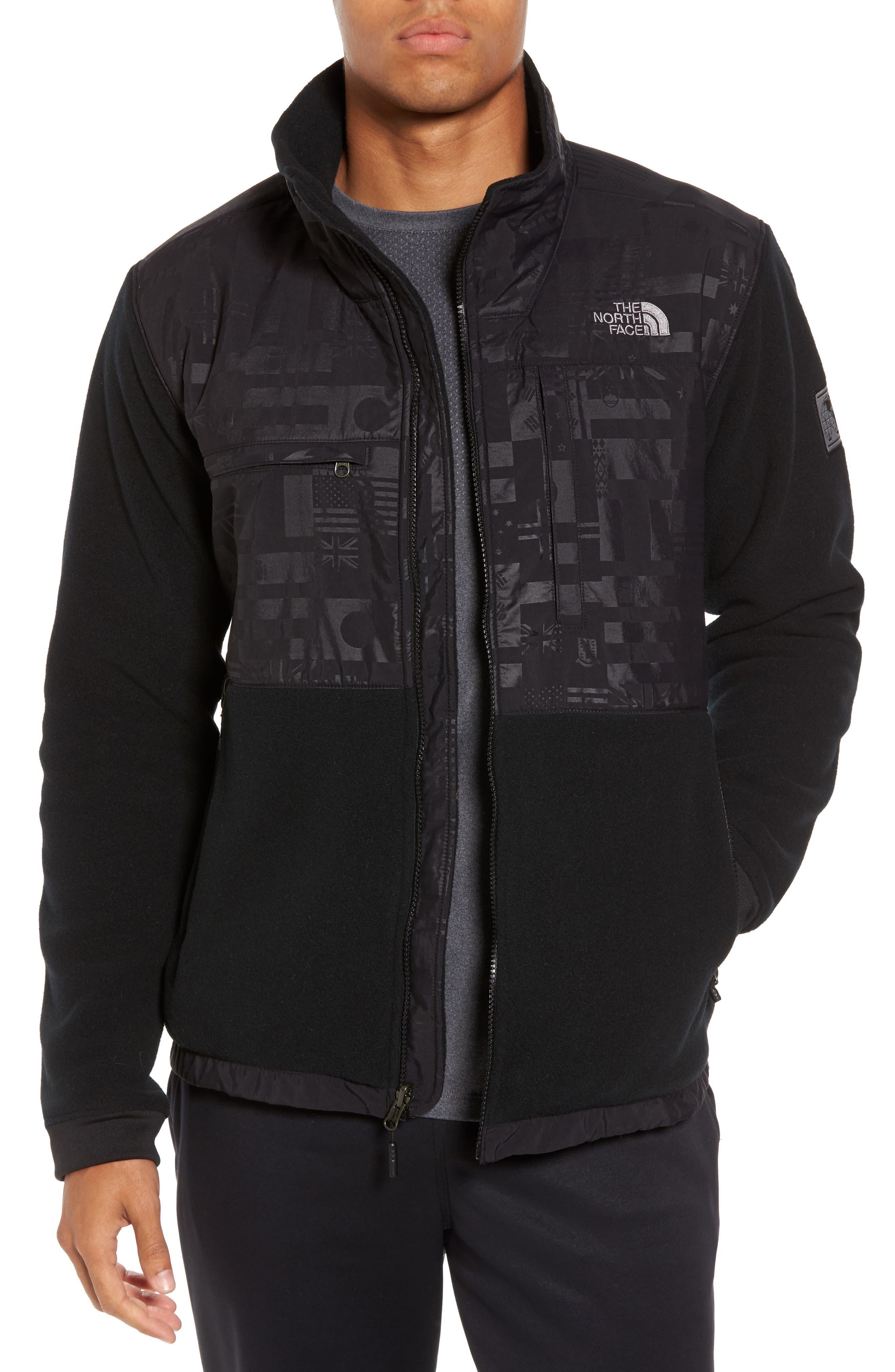 Denali 2 Polartec<sup>®</sup> Fleece Hoodie,                         Main,                         color, Black