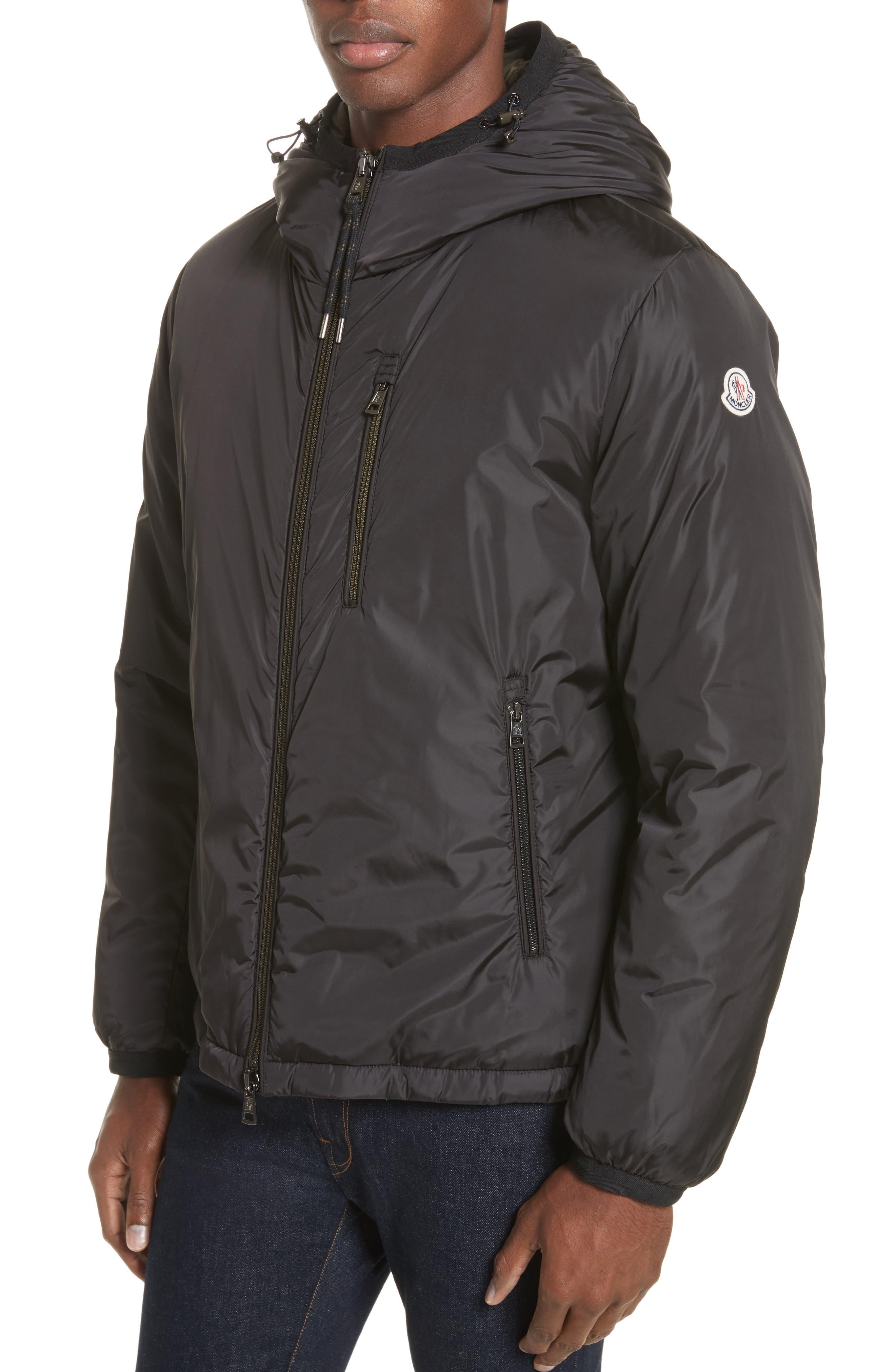 Moncler Guimet Hooded Down Jacket