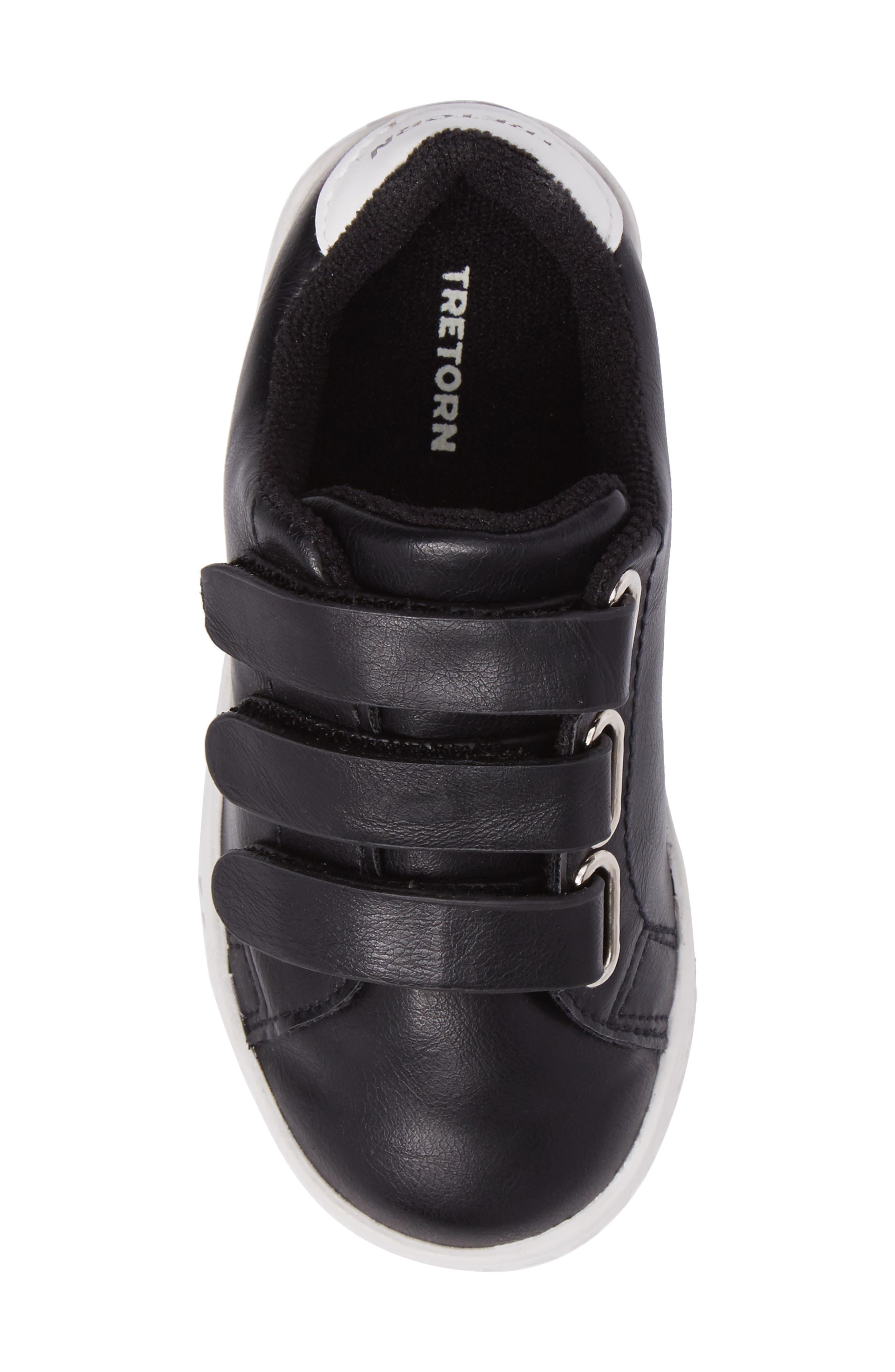 Camden Carry Sneaker,                             Alternate thumbnail 5, color,                             Black Vintage White