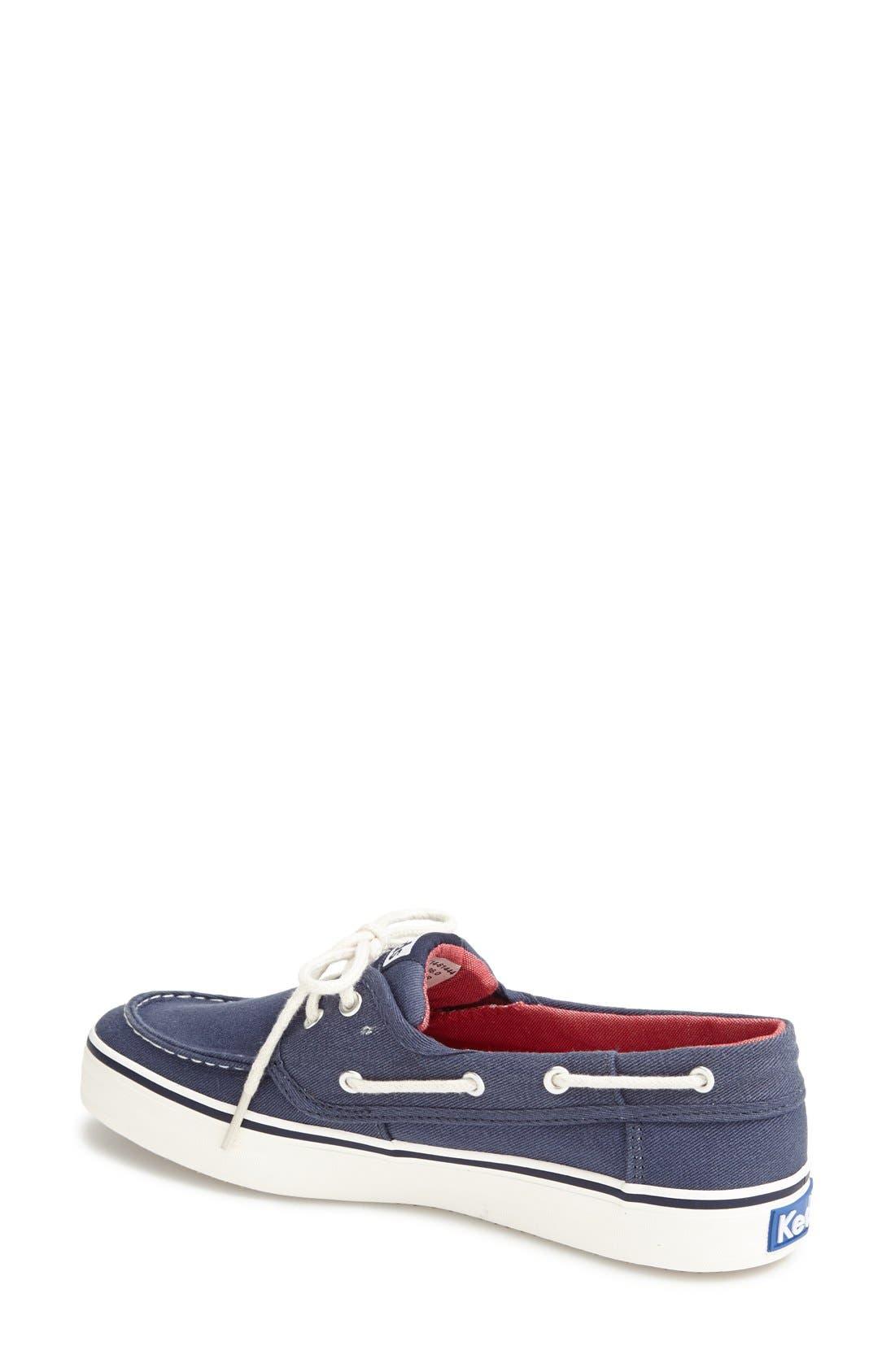 Alternate Image 2  - Keds® 'Bay Bird' Boat Shoe Sneaker (Women)