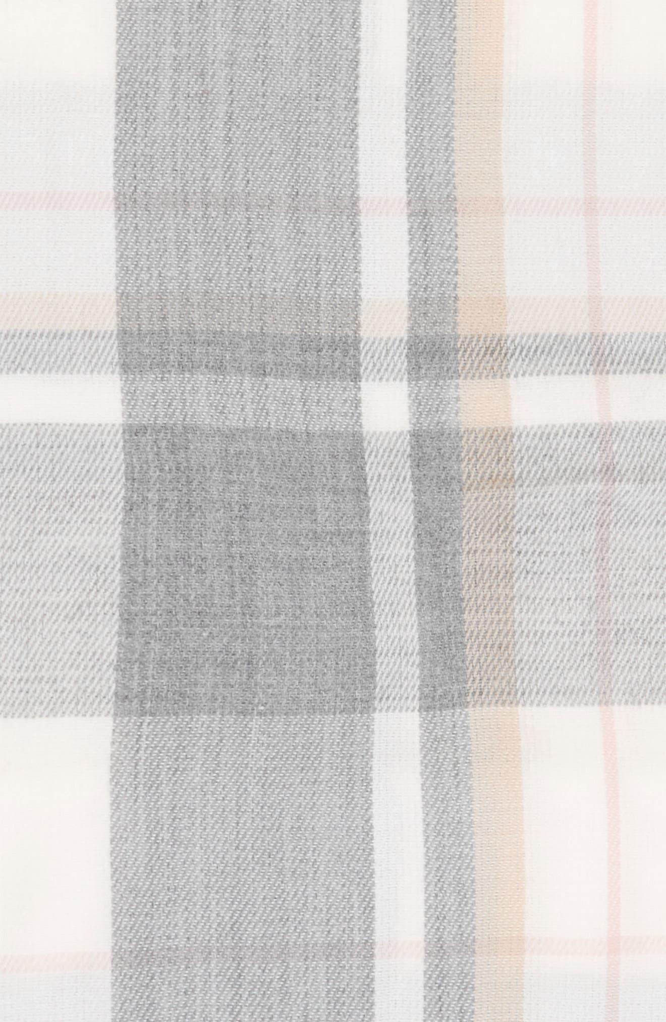 Alternate Image 3  - BP. Tonal Plaid Infinity Scarf