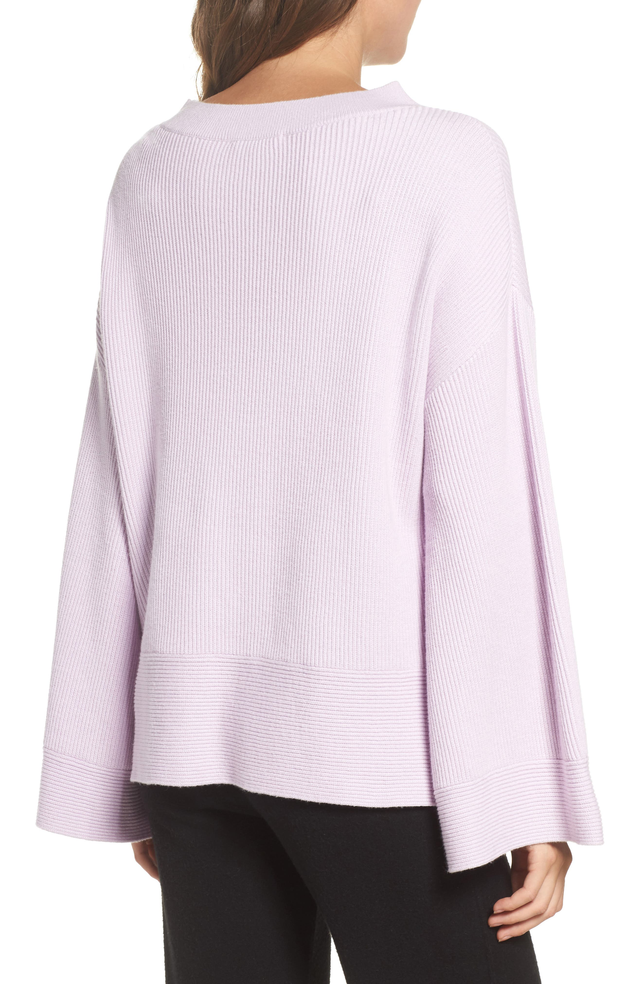 Alternate Image 2  - LACAUSA Sunset Sweater
