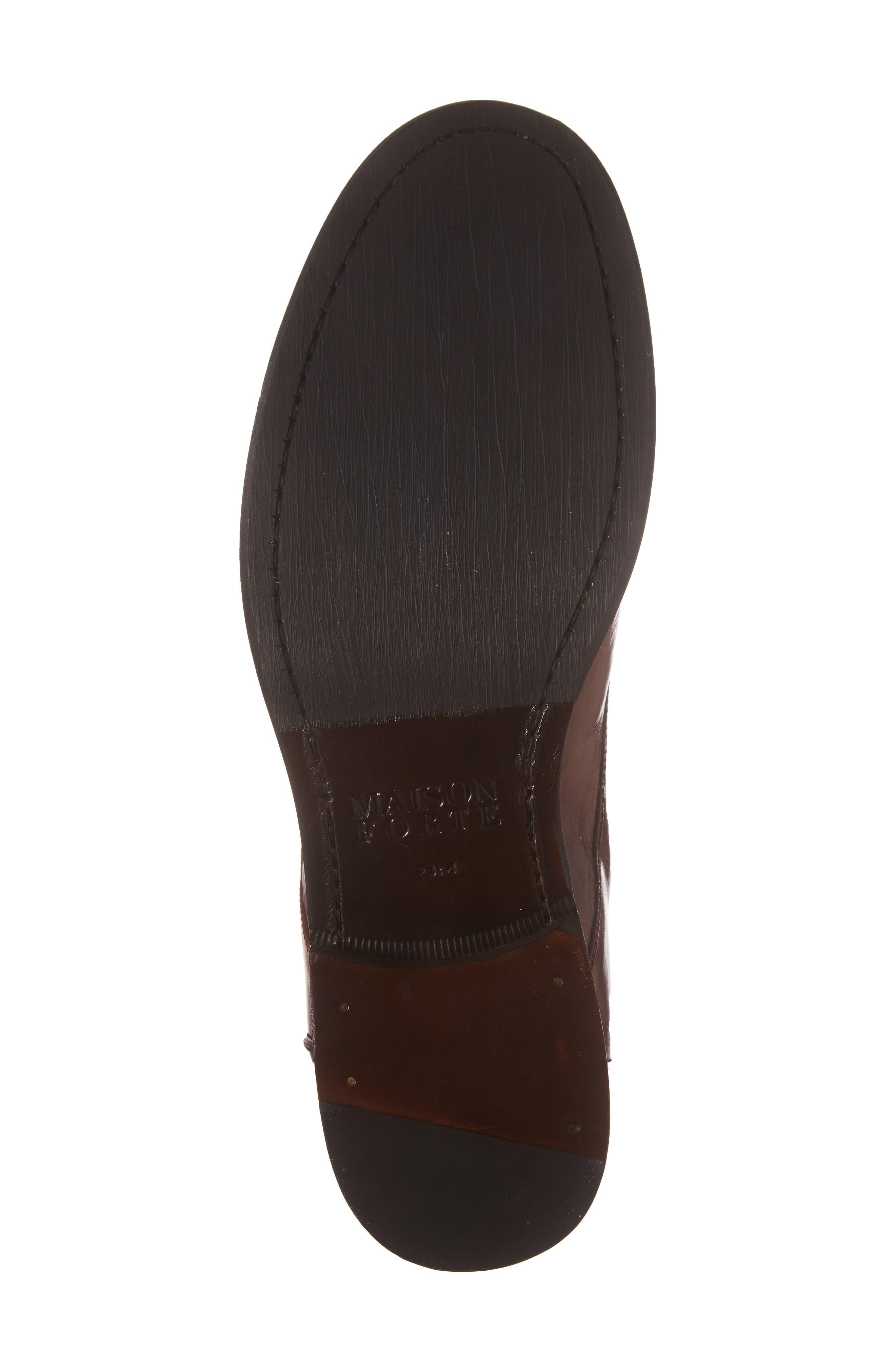 Alternate Image 6  - Maison Forte Murcie Cap Toe Boot (Men)