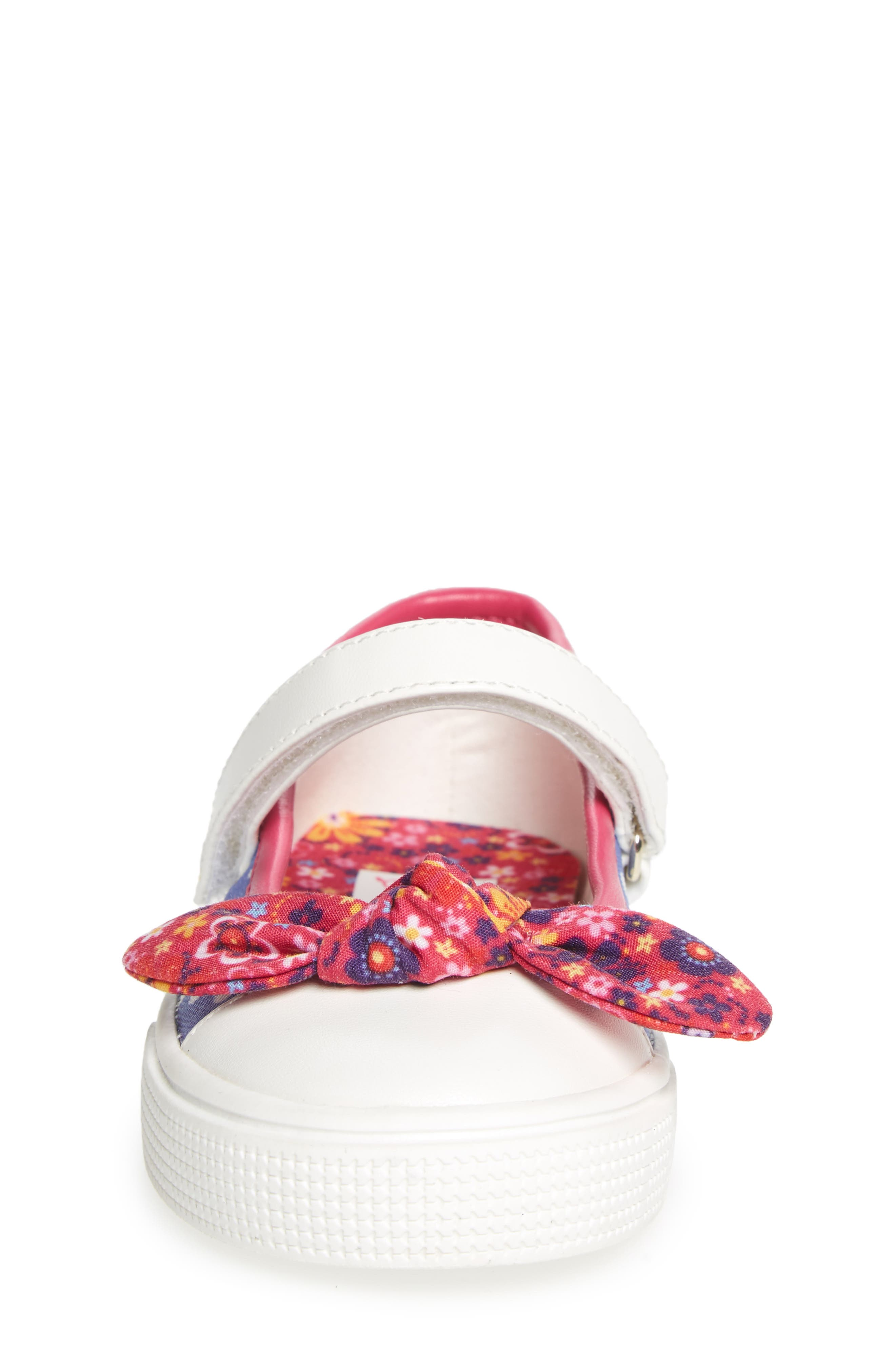 Alternate Image 4  - WellieWishers from American Girl Kendall Mary Jane Sneaker (Walker, Toddler, Little Kid & Big Kid)