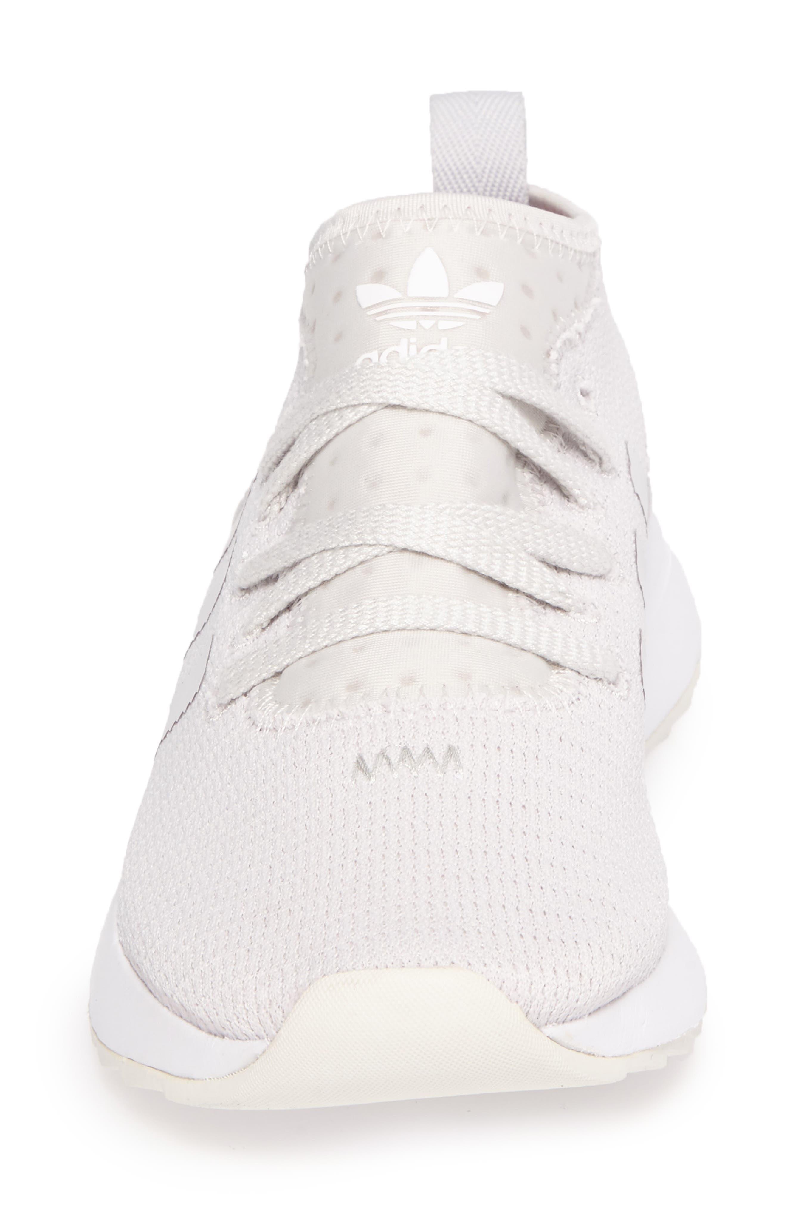 Flashback Winter Sneaker,                             Alternate thumbnail 4, color,                             Grey/ White